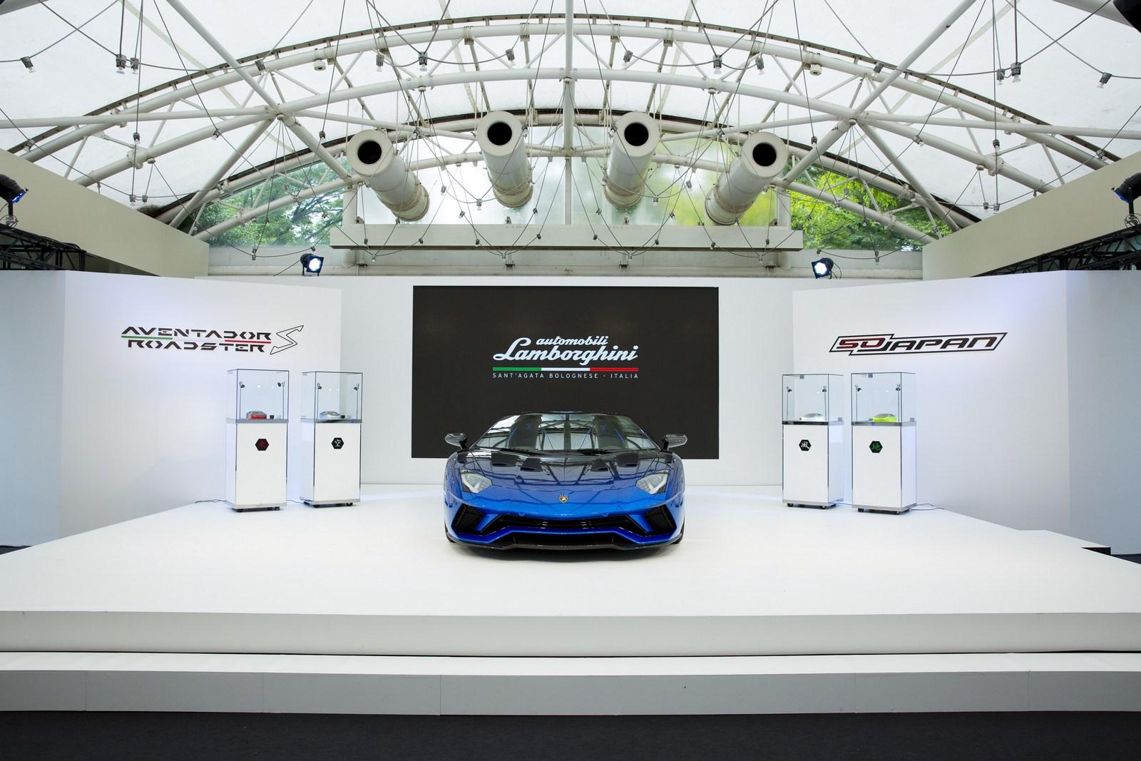 Lamborghini Aventador S Roadster For Japan (14)