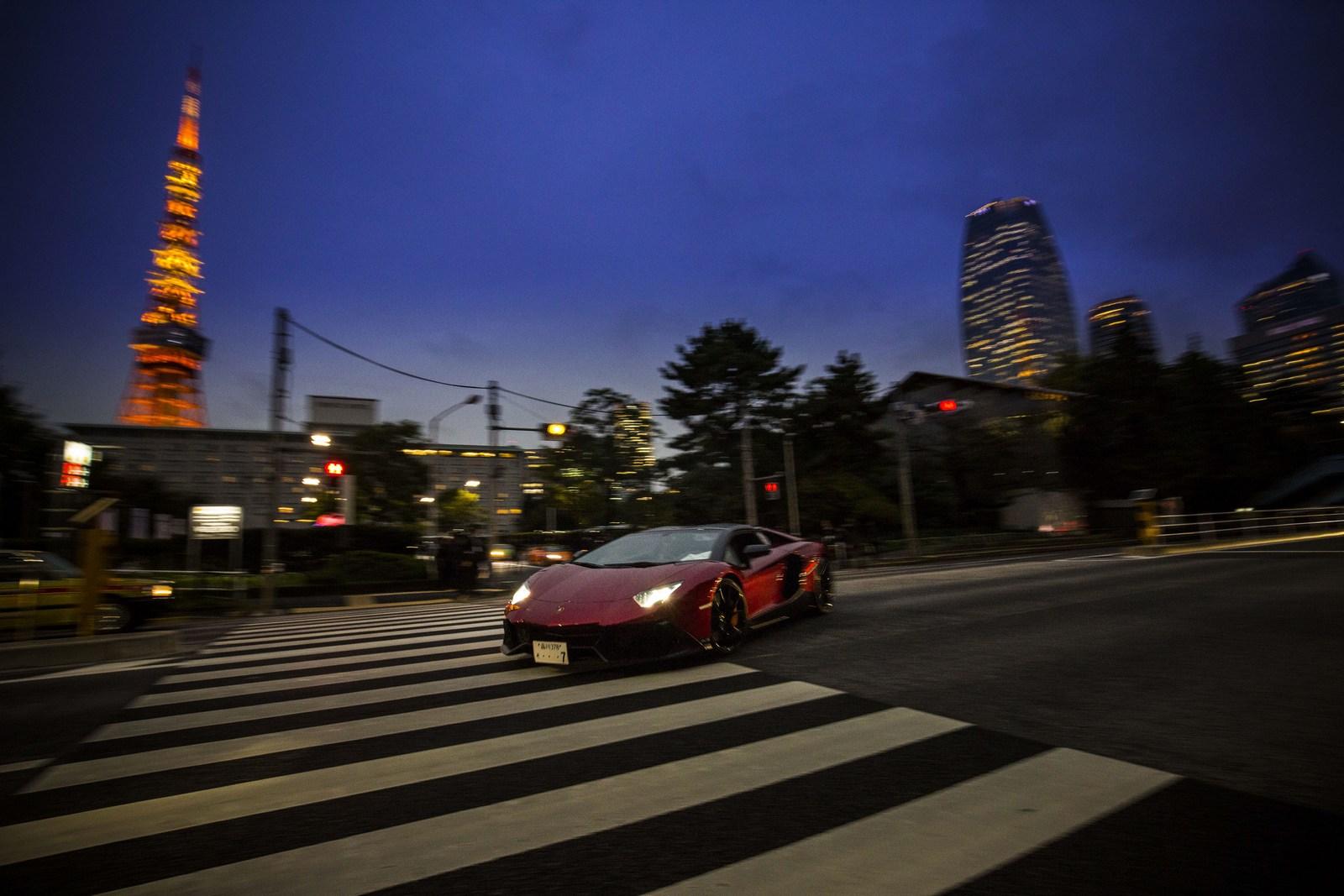 Lamborghini Aventador S Roadster For Japan (15)