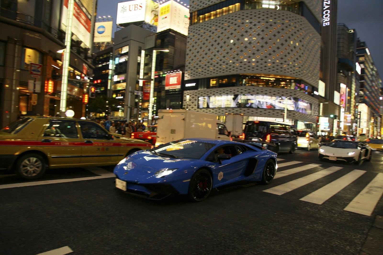 Lamborghini Aventador S Roadster For Japan (20)