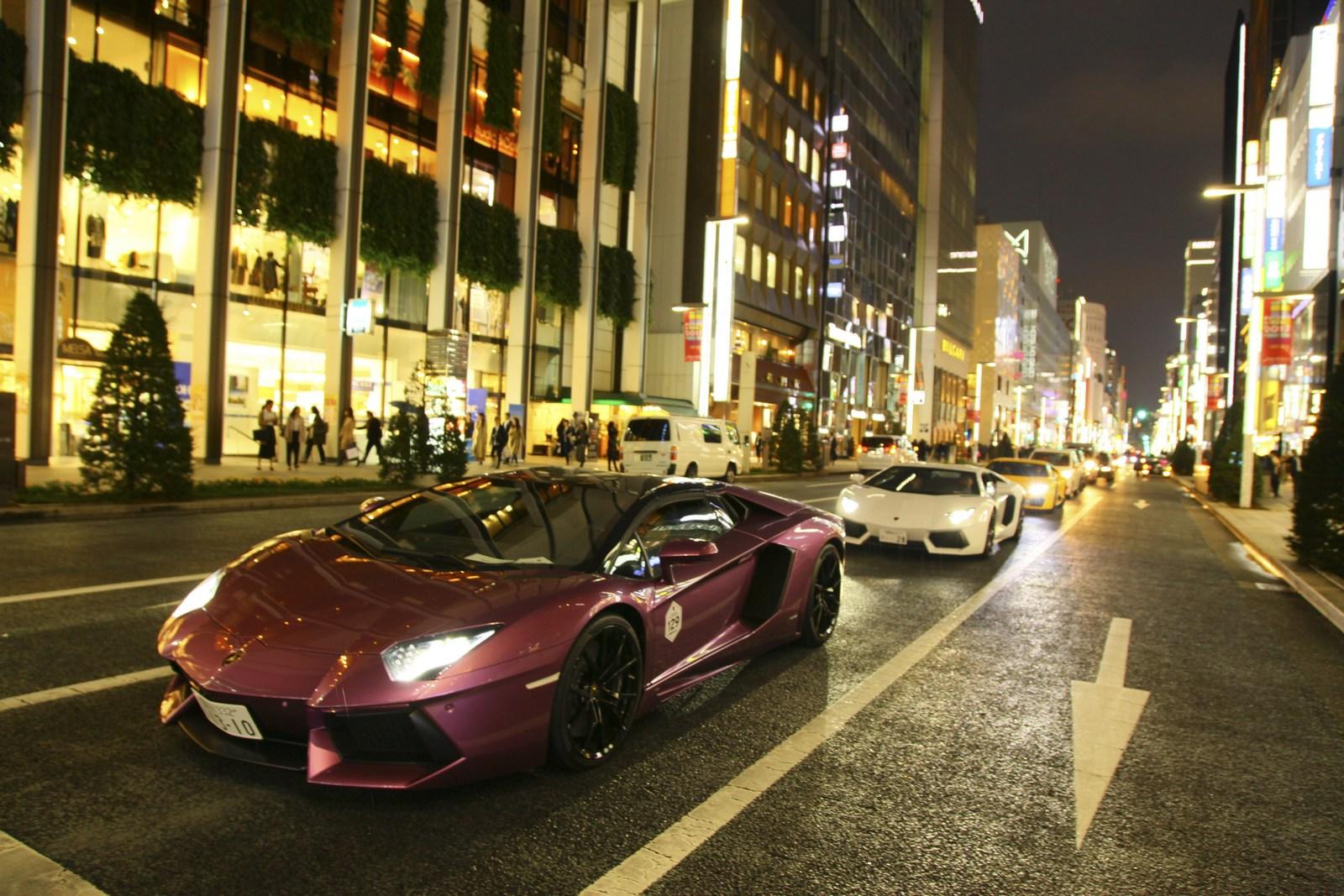Lamborghini Aventador S Roadster For Japan (28)