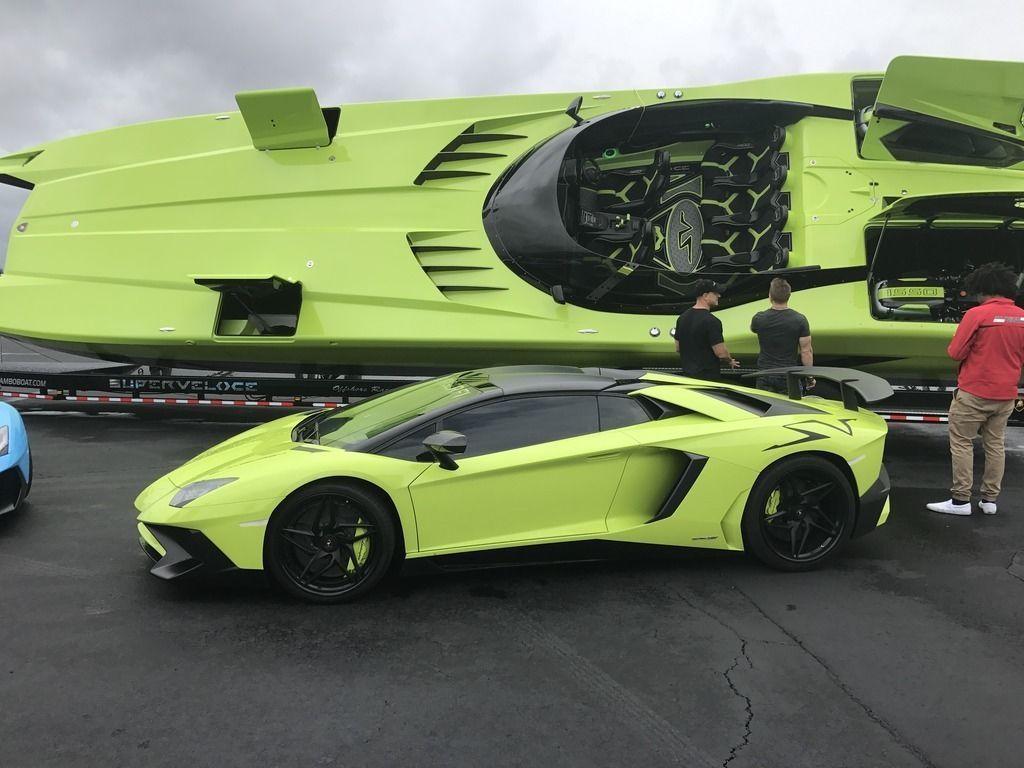 Lamborghini Aventador SV Roadster andMTI 52 Super Veloce for sale (15)