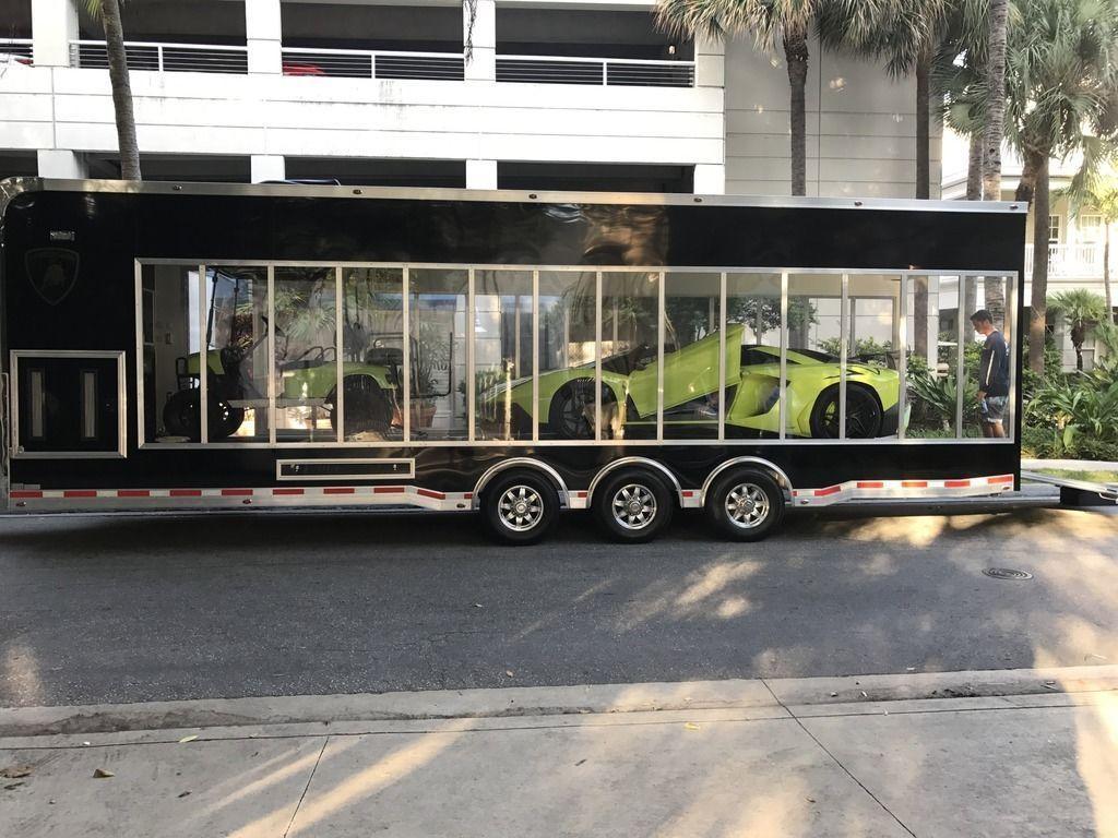 Lamborghini Aventador SV Roadster andMTI 52 Super Veloce for sale (16)