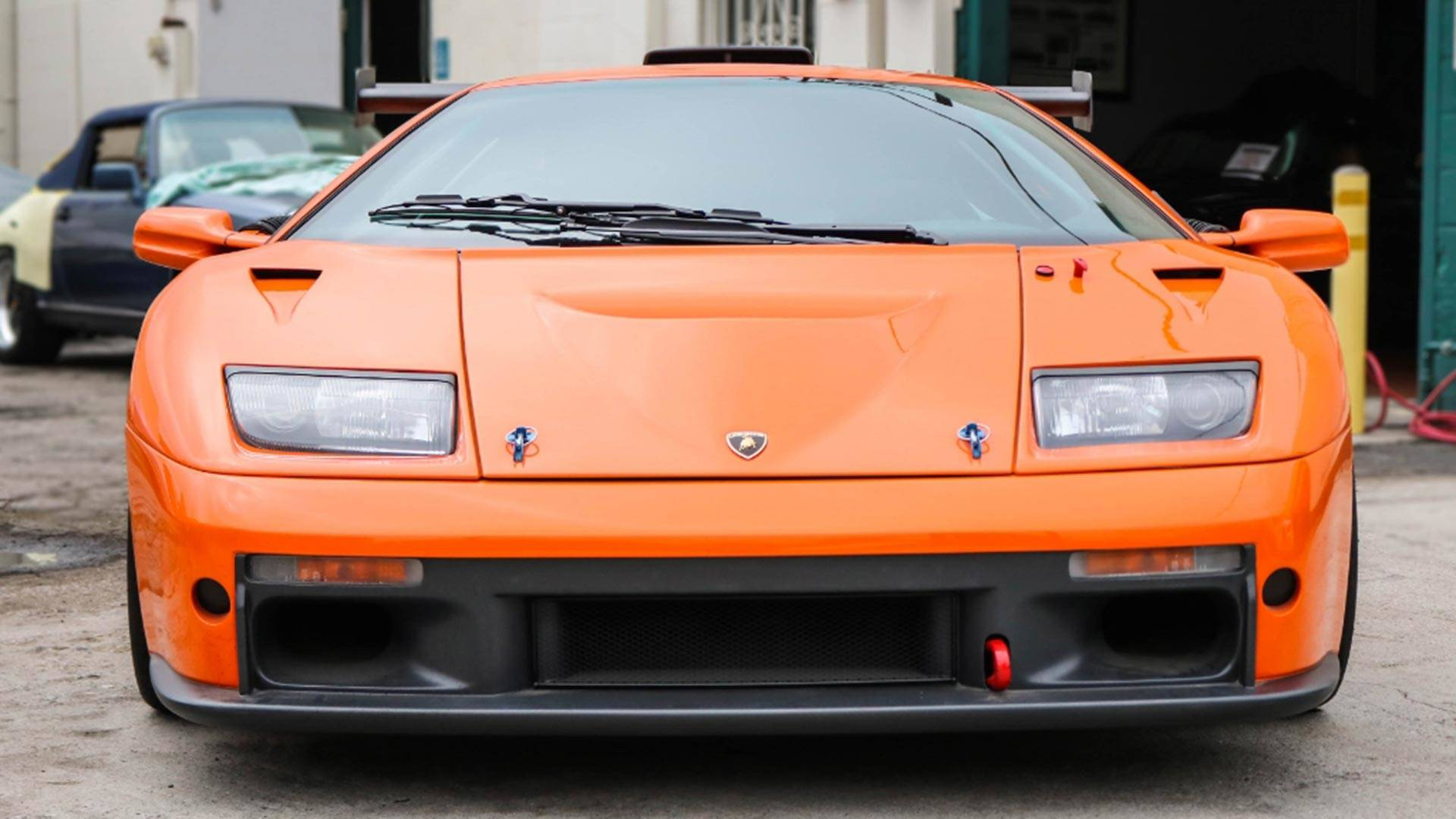 Index Of Wp Content Gallery 2017 Lamborghini Diablo Gtr Orange For