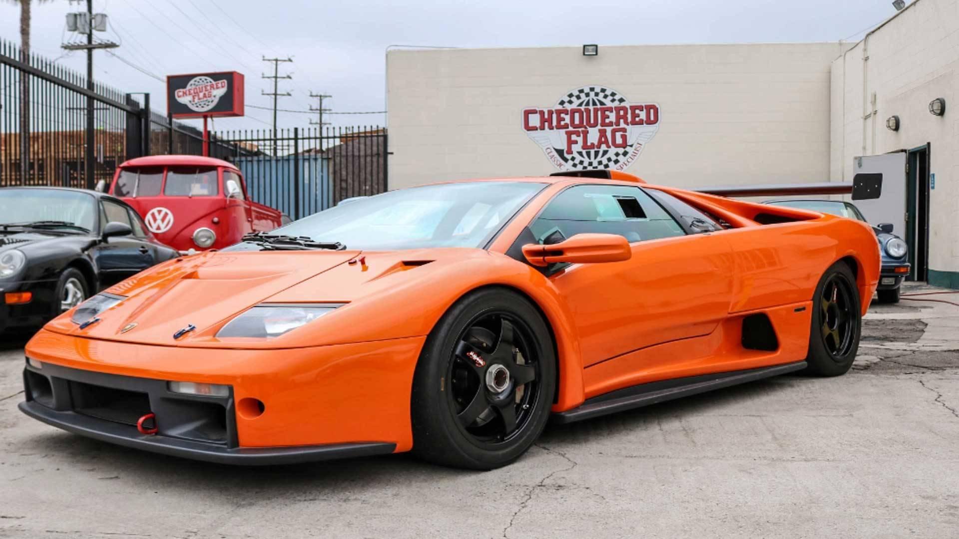 ί Lamborghini Diablo Gtr Autoblog Gr