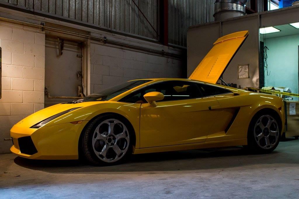 Lamborghini Gallardo rotor (1)