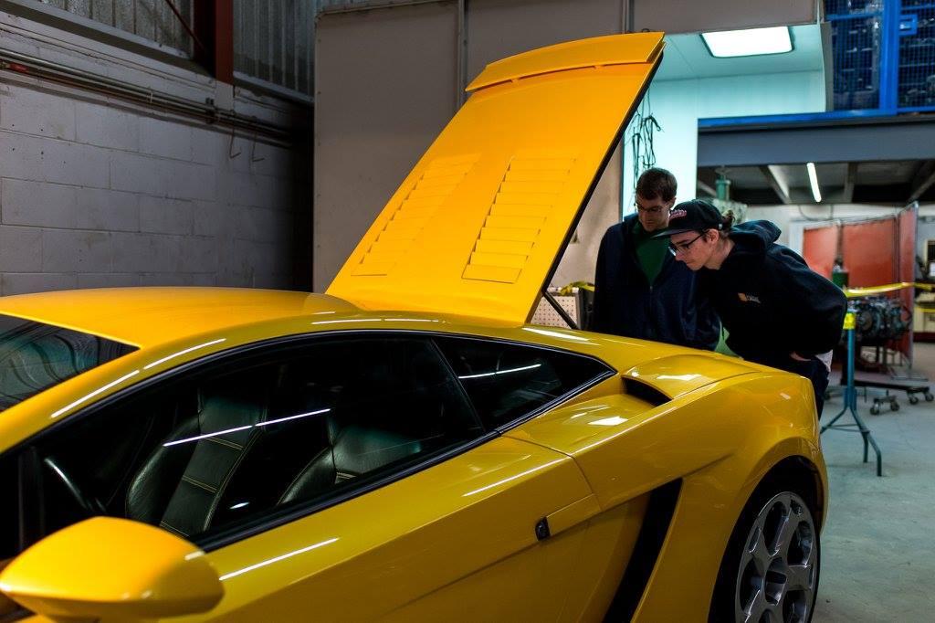 Lamborghini Gallardo rotor (5)