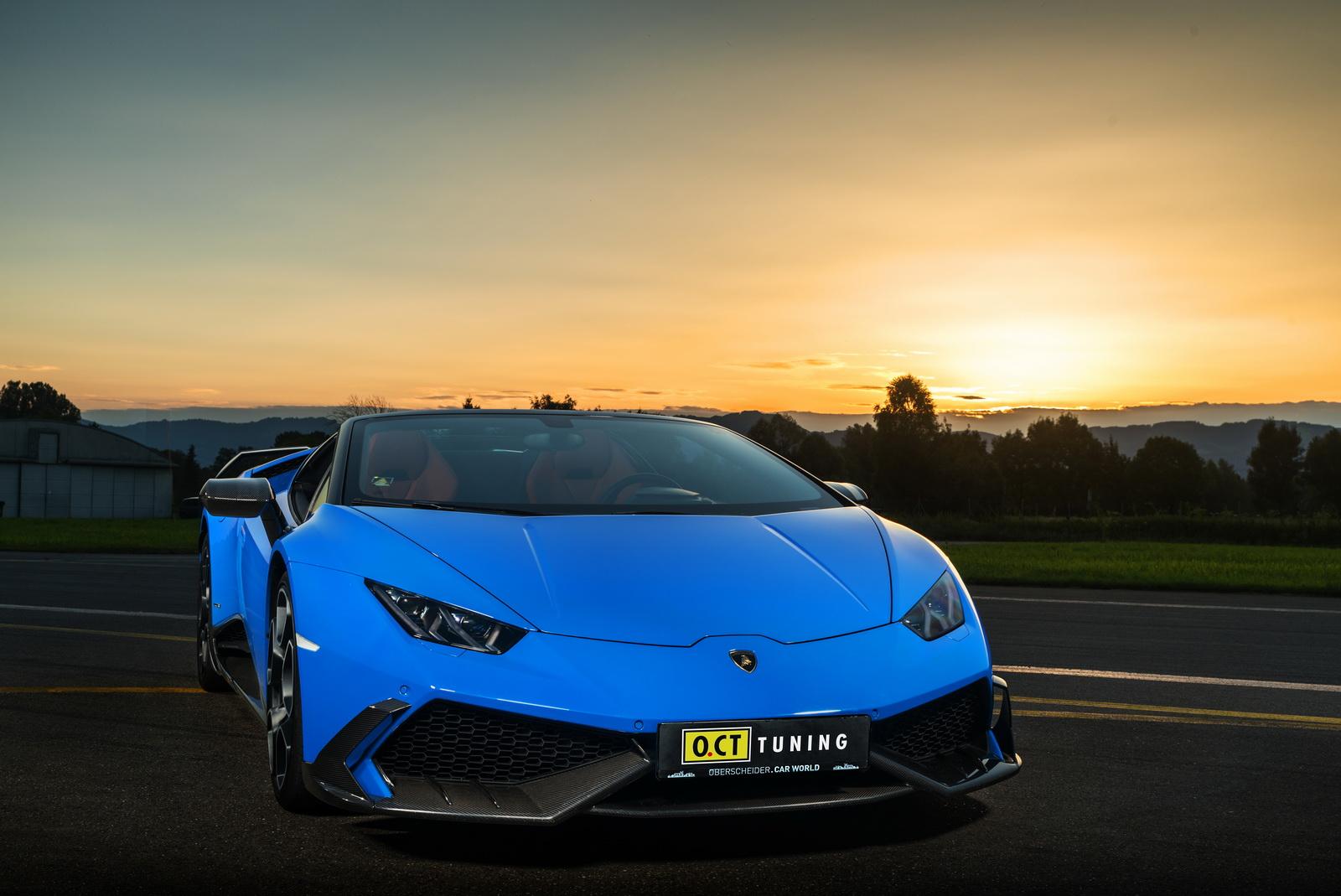 Lamborghini Huracan by O.CT Tuning (1)