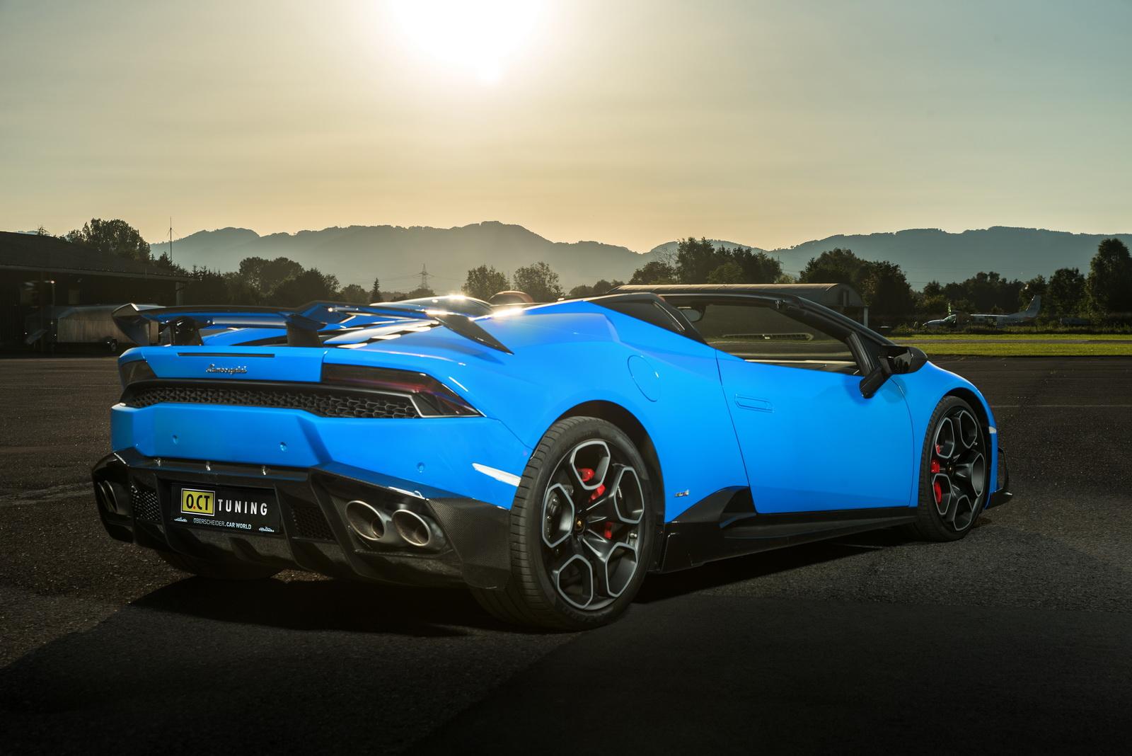 Lamborghini Huracan by O.CT Tuning (7)