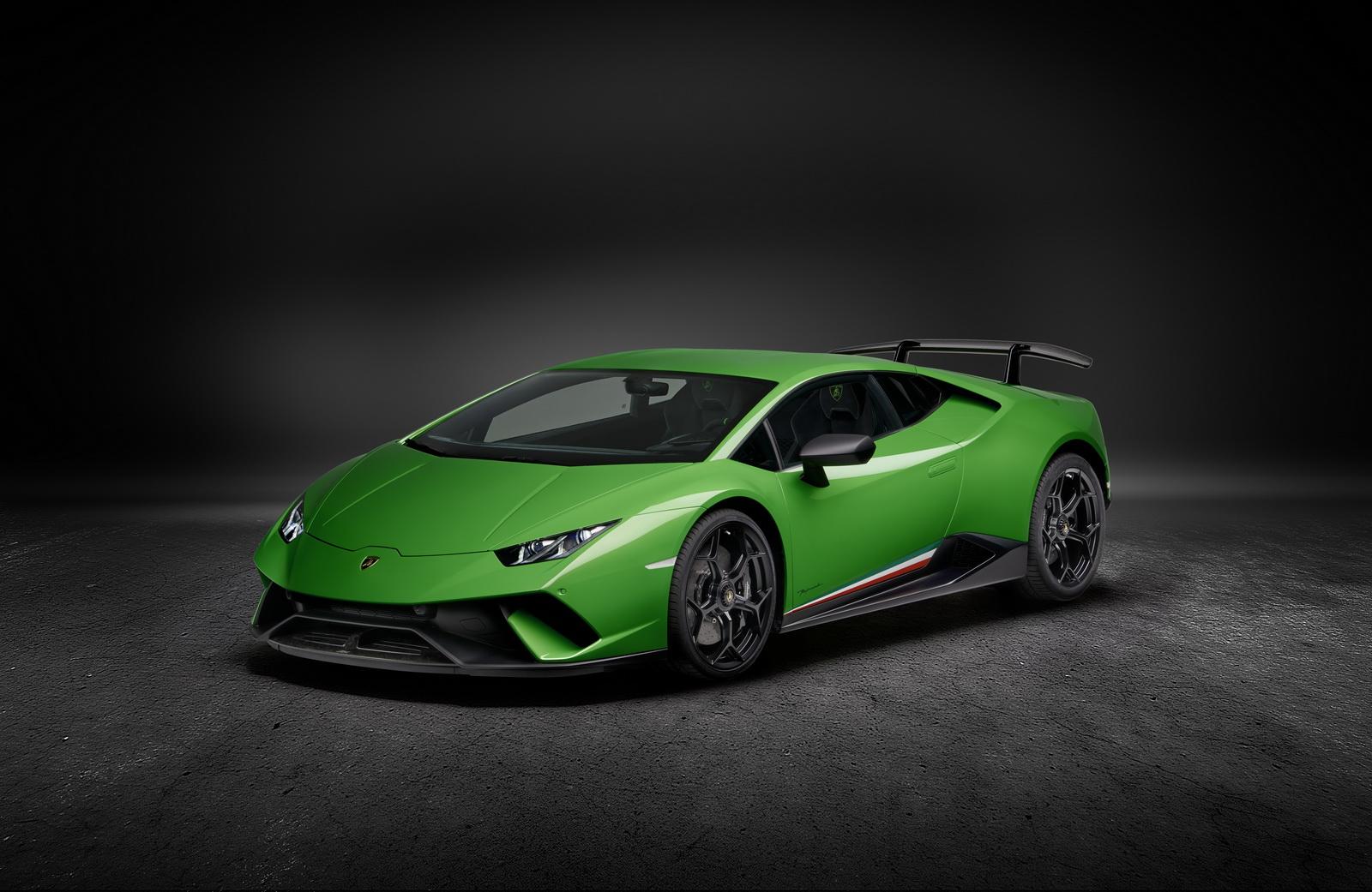 Lamborghini Huracan Performante 2018 (1)