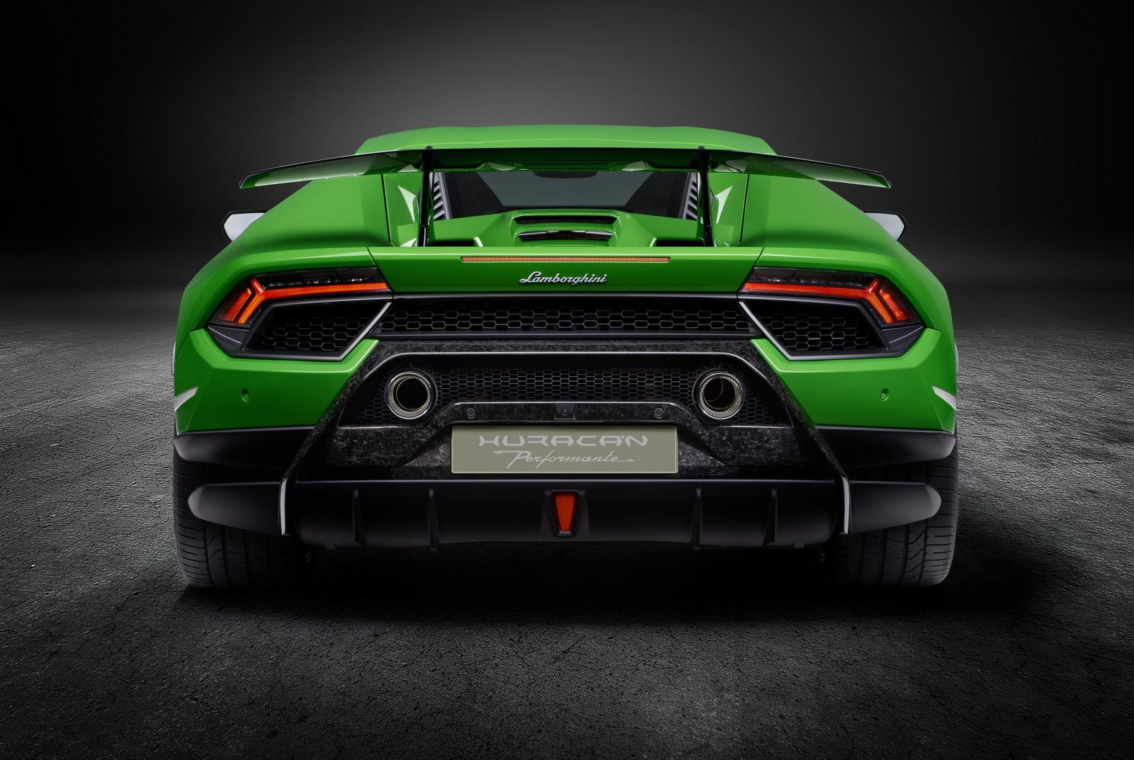Lamborghini Huracan Performante 2018 (5)