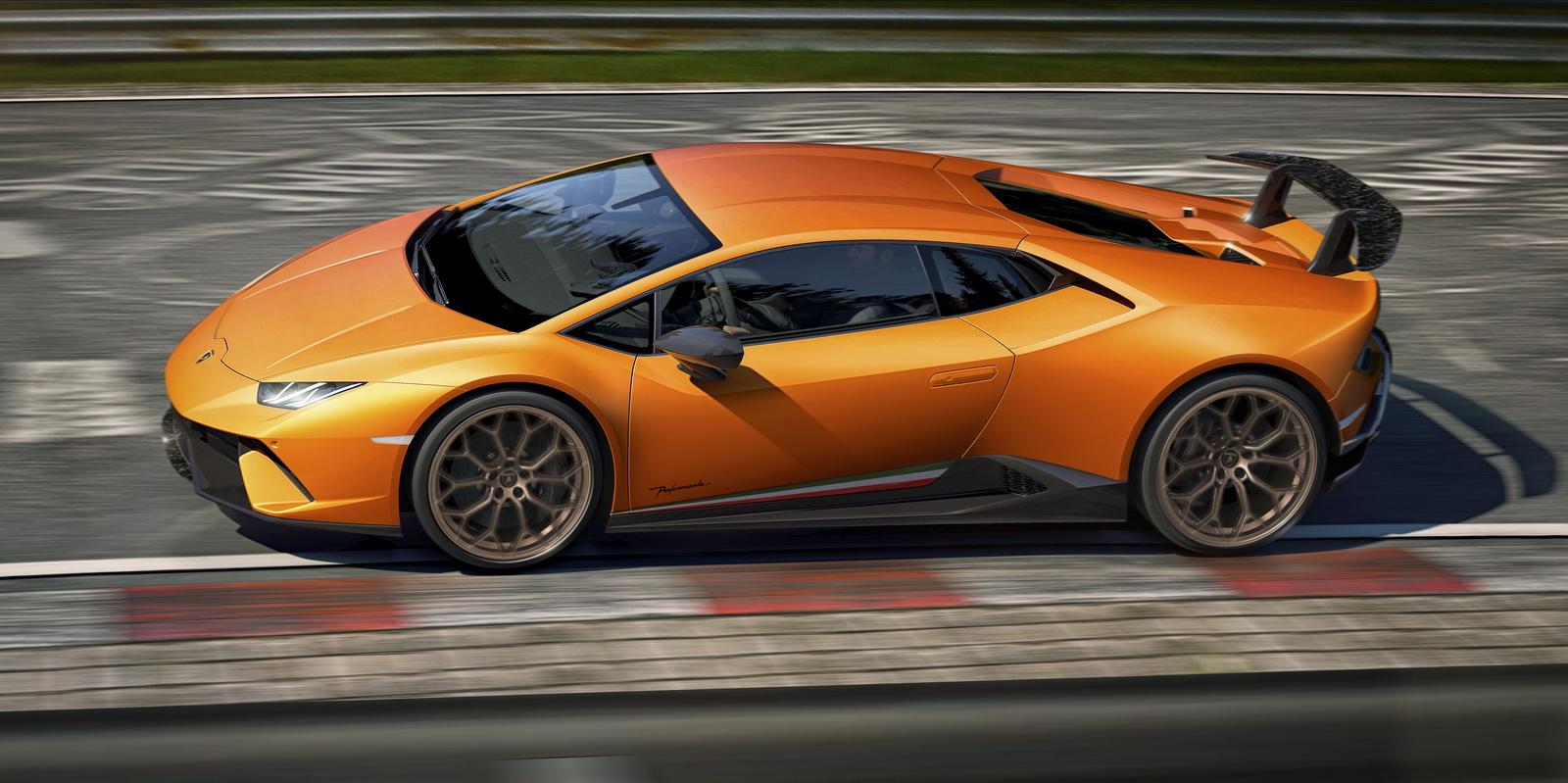 Lamborghini Huracan Performante 2018 (7)