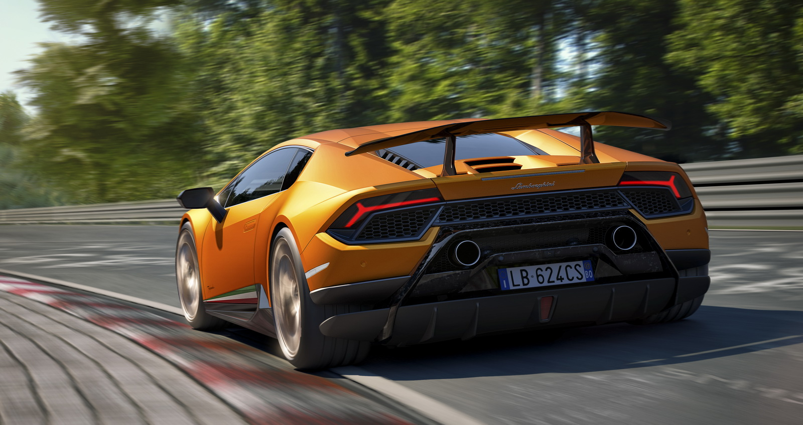 Lamborghini Huracan Performante 2018 (8)