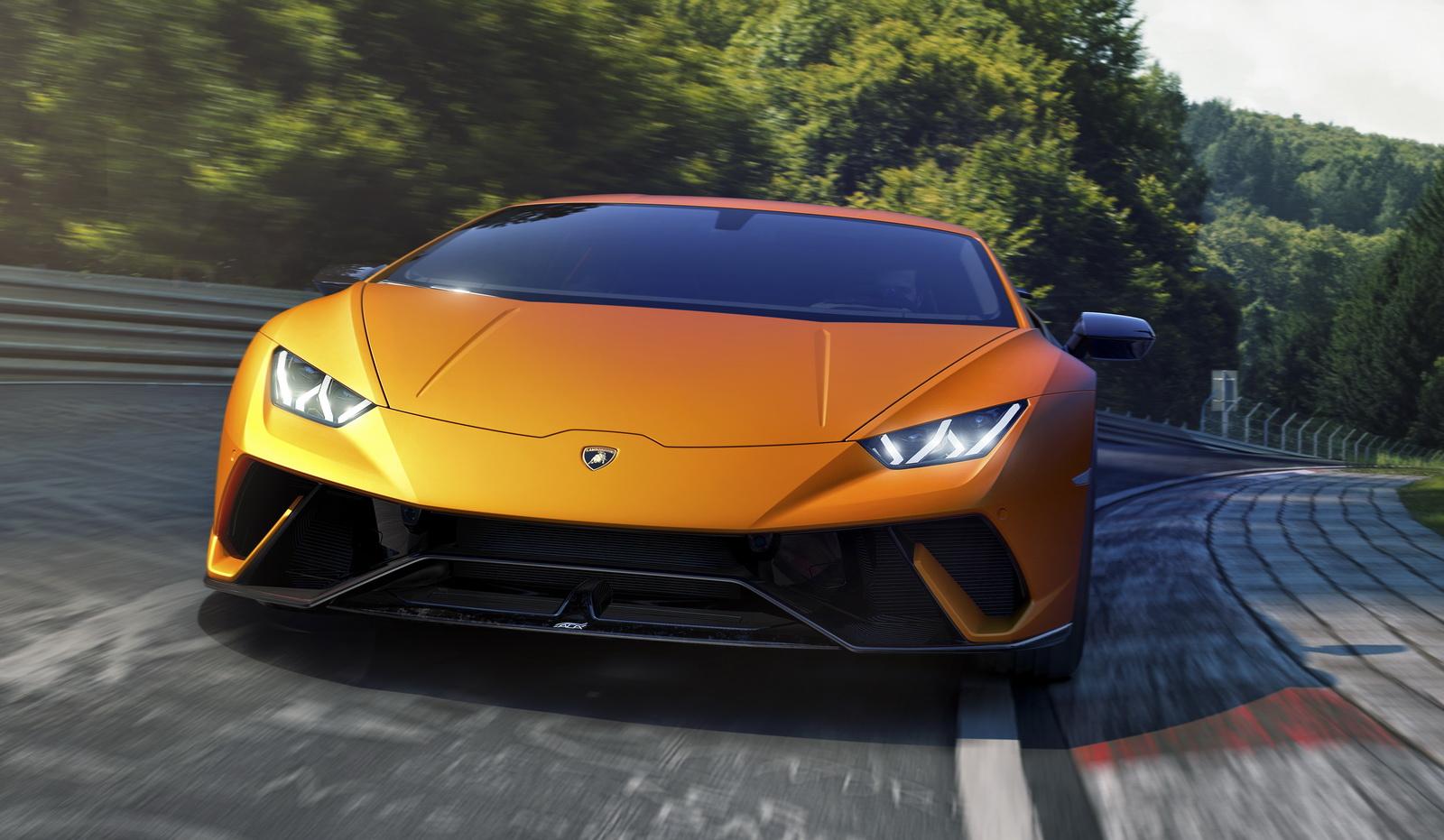 Lamborghini Huracan Performante 2018 (9)