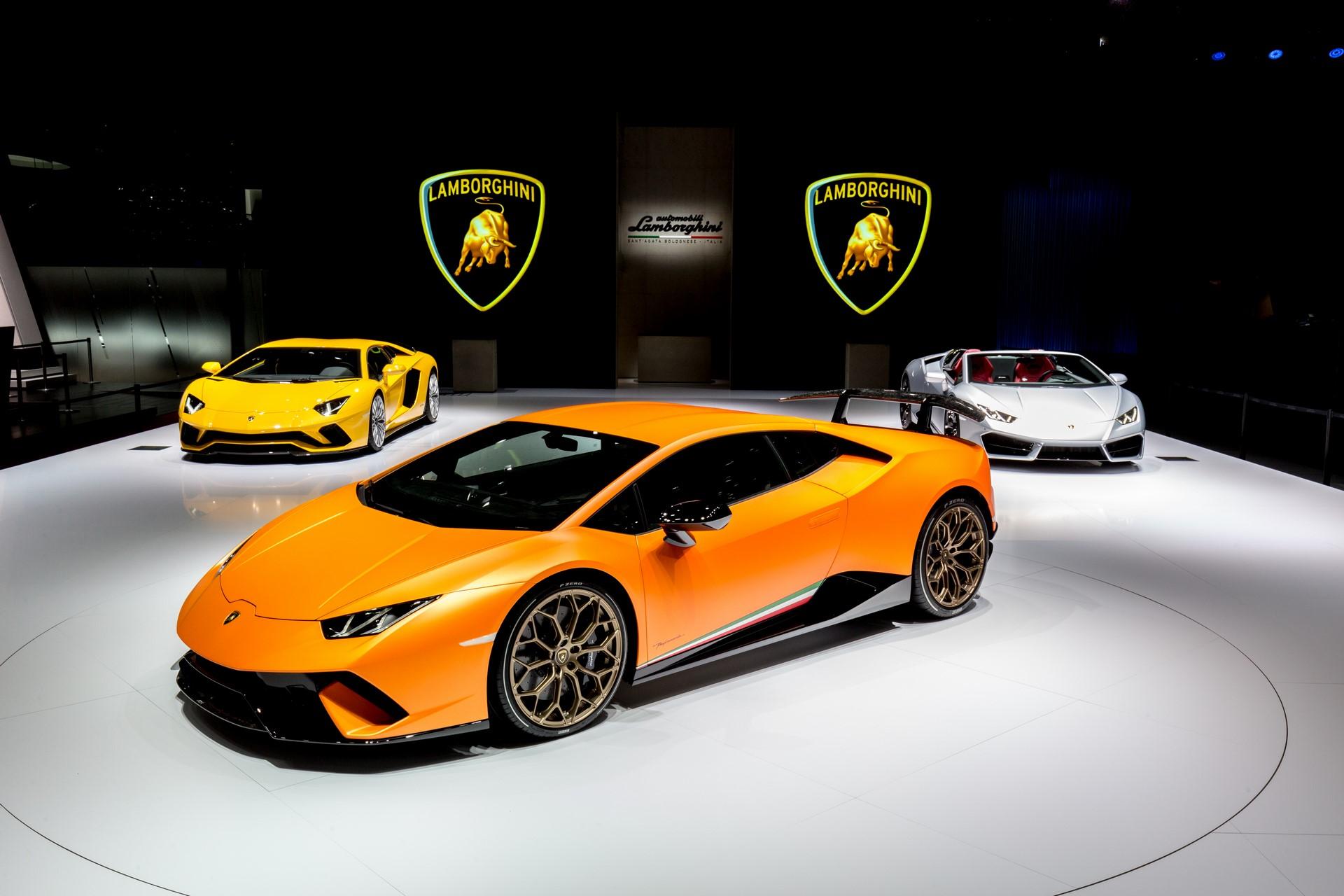 Lamborghini Huracan Performante Geneva 2017 (9)