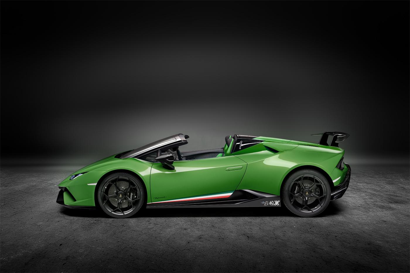 Lamborghini Huracan Performante Spyder Renderings (1)