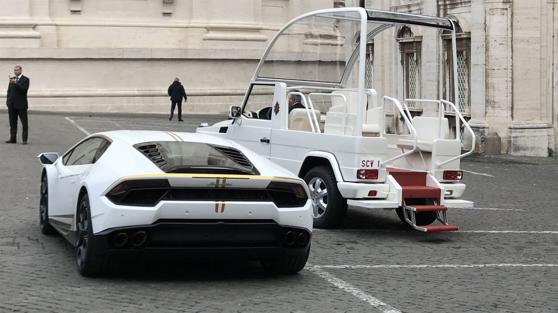 Lamborghini Huracan RWD by Ad Personam for Pope Francis (5)