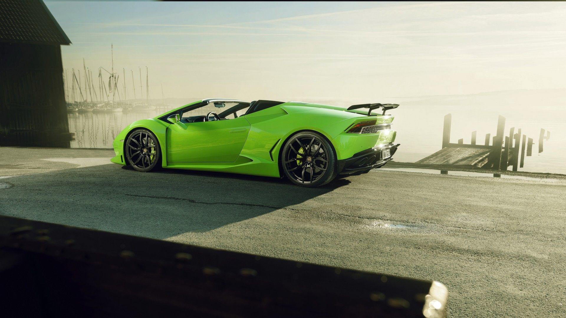 Lamborghini Huracan Spyder by Novitec (10)