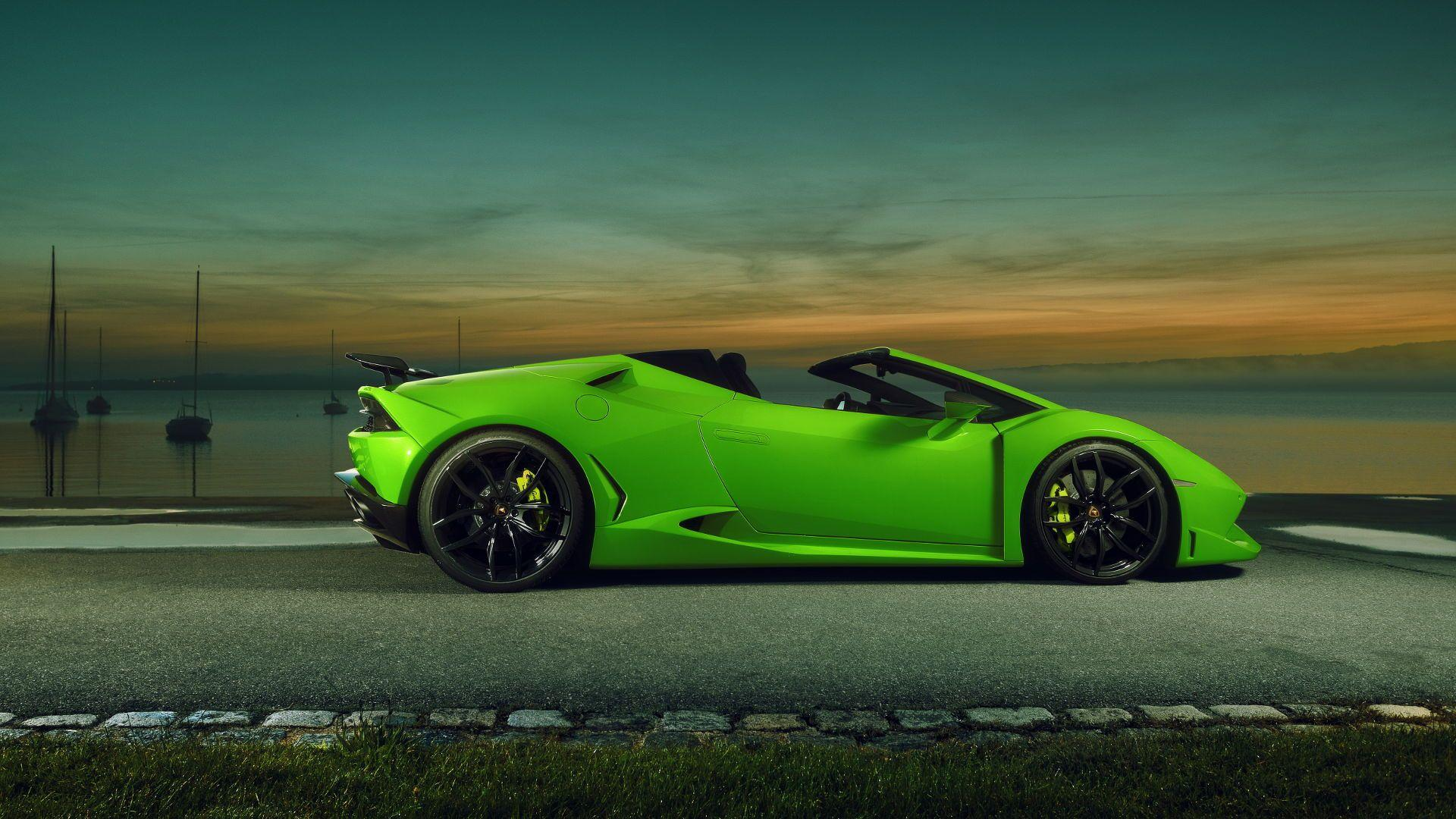 Lamborghini Huracan Spyder by Novitec (11)
