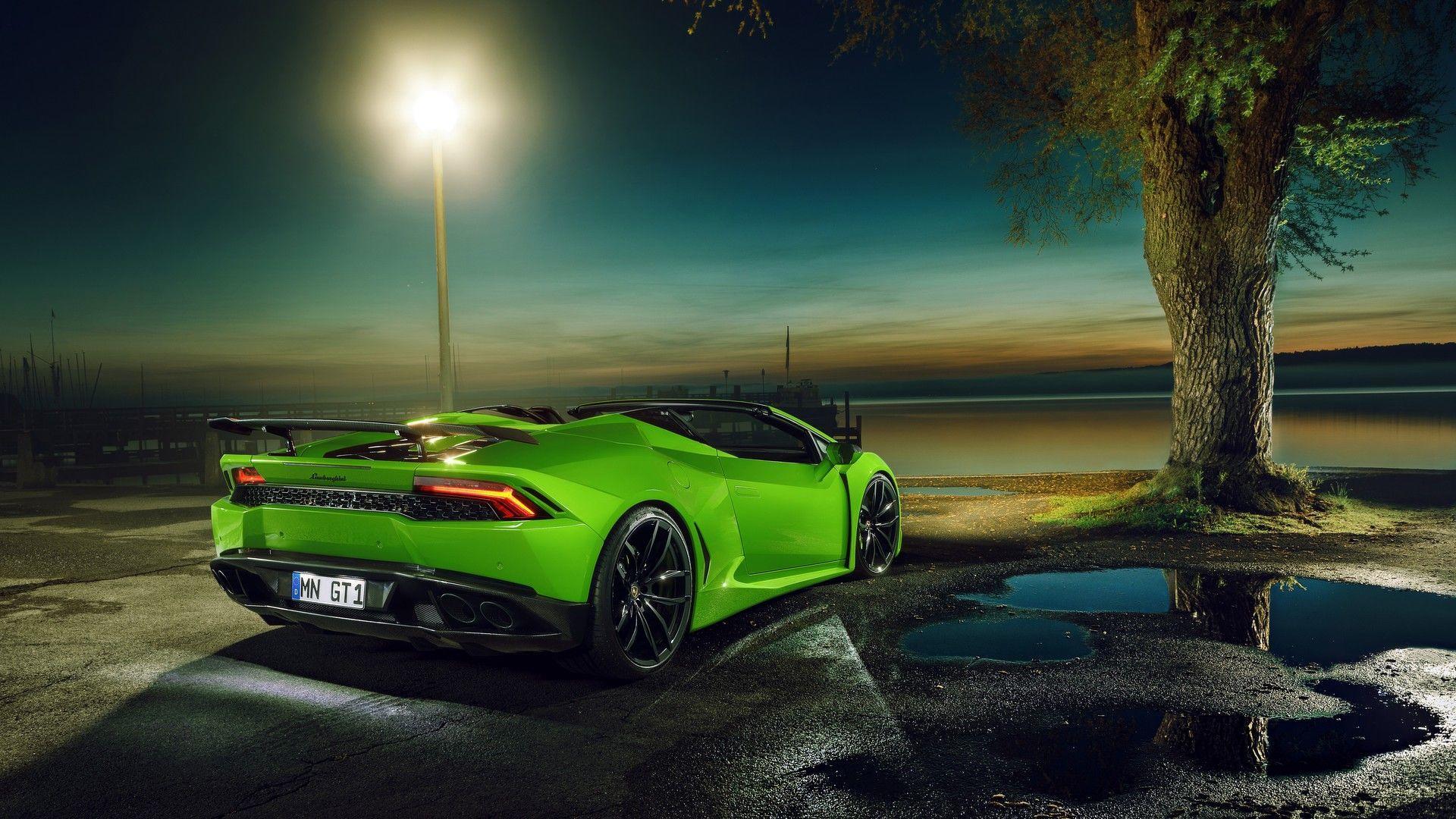 Lamborghini Huracan Spyder by Novitec (13)