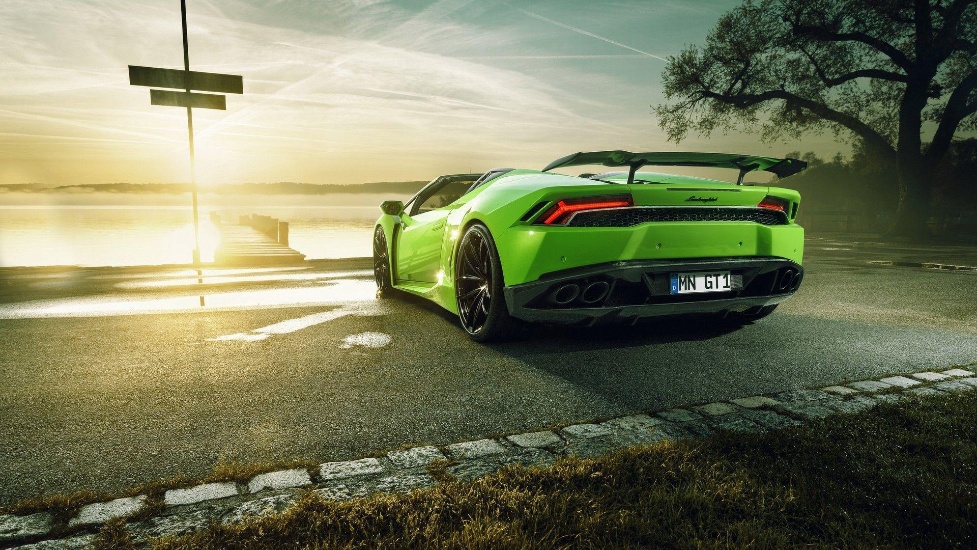Lamborghini Huracan Spyder by Novitec (14)