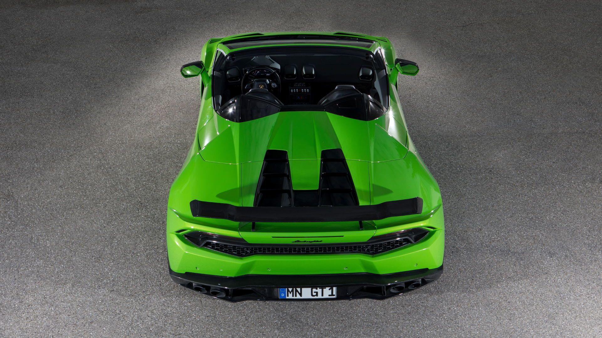 Lamborghini Huracan Spyder by Novitec (15)