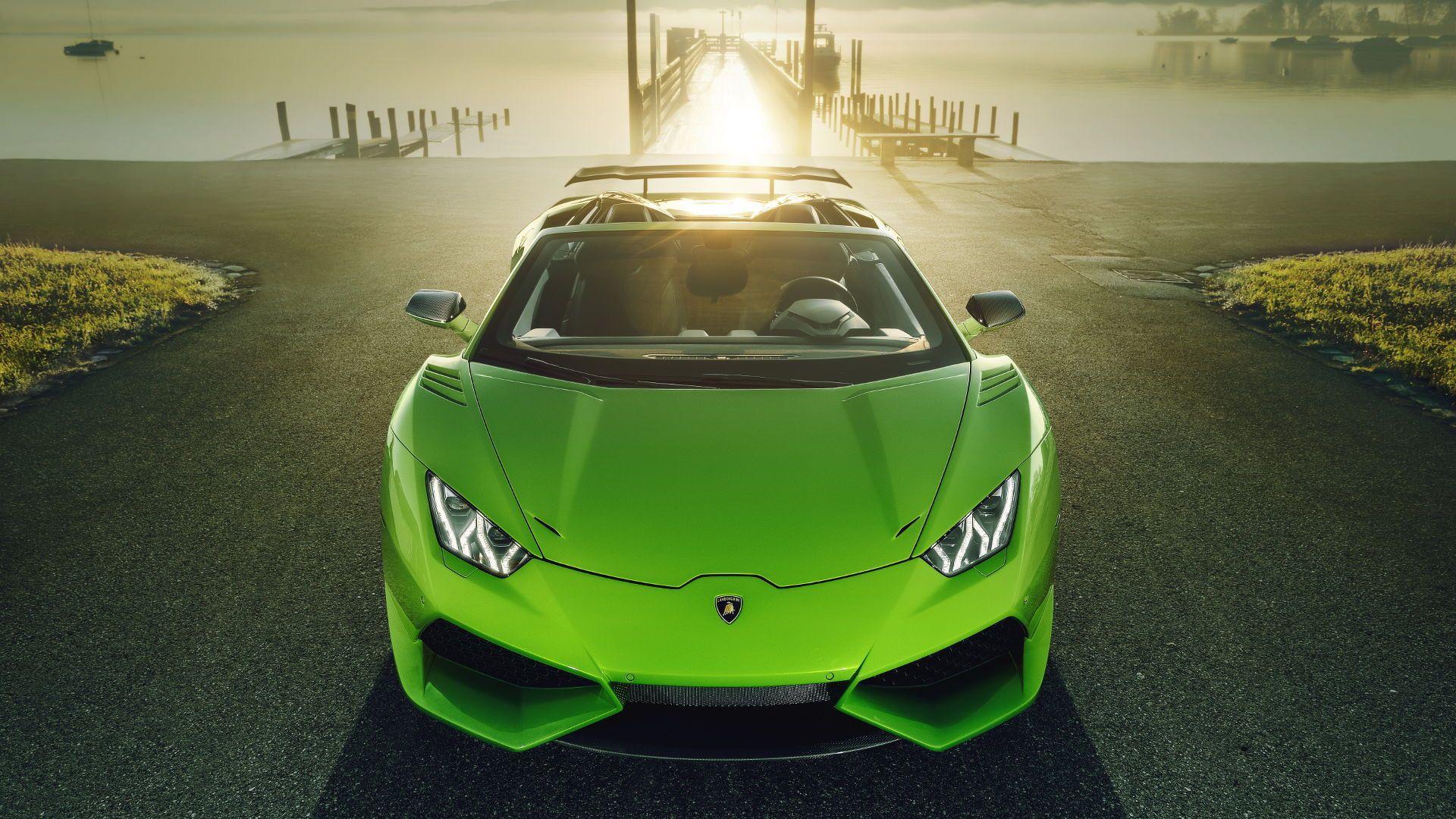 Lamborghini Huracan Spyder by Novitec (3)