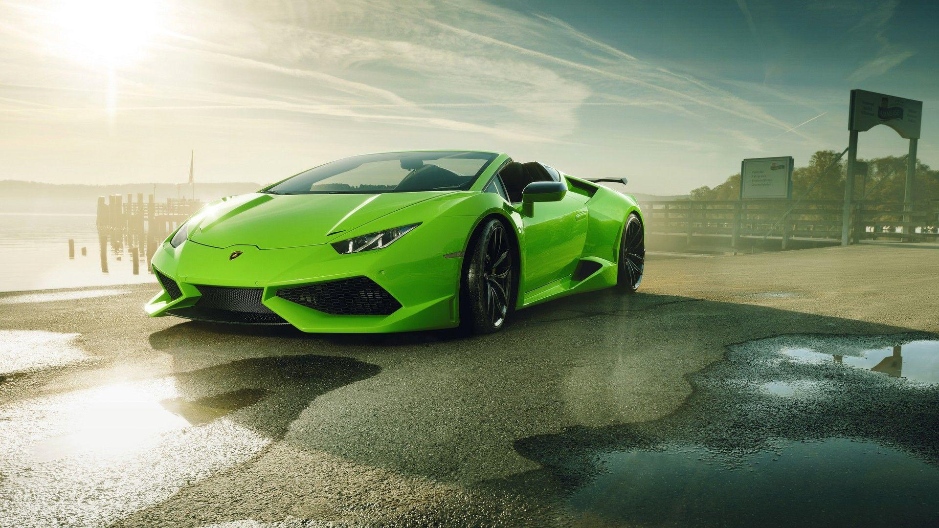 Lamborghini Huracan Spyder by Novitec (5)