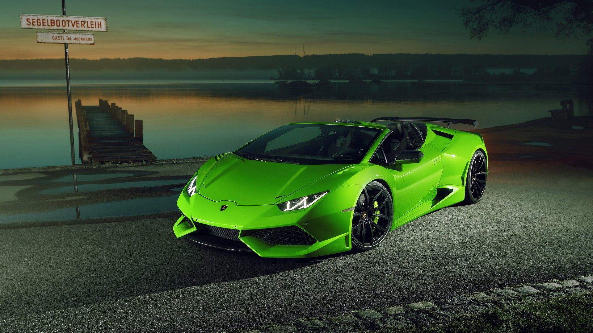 Lamborghini Huracan Spyder by Novitec (6)