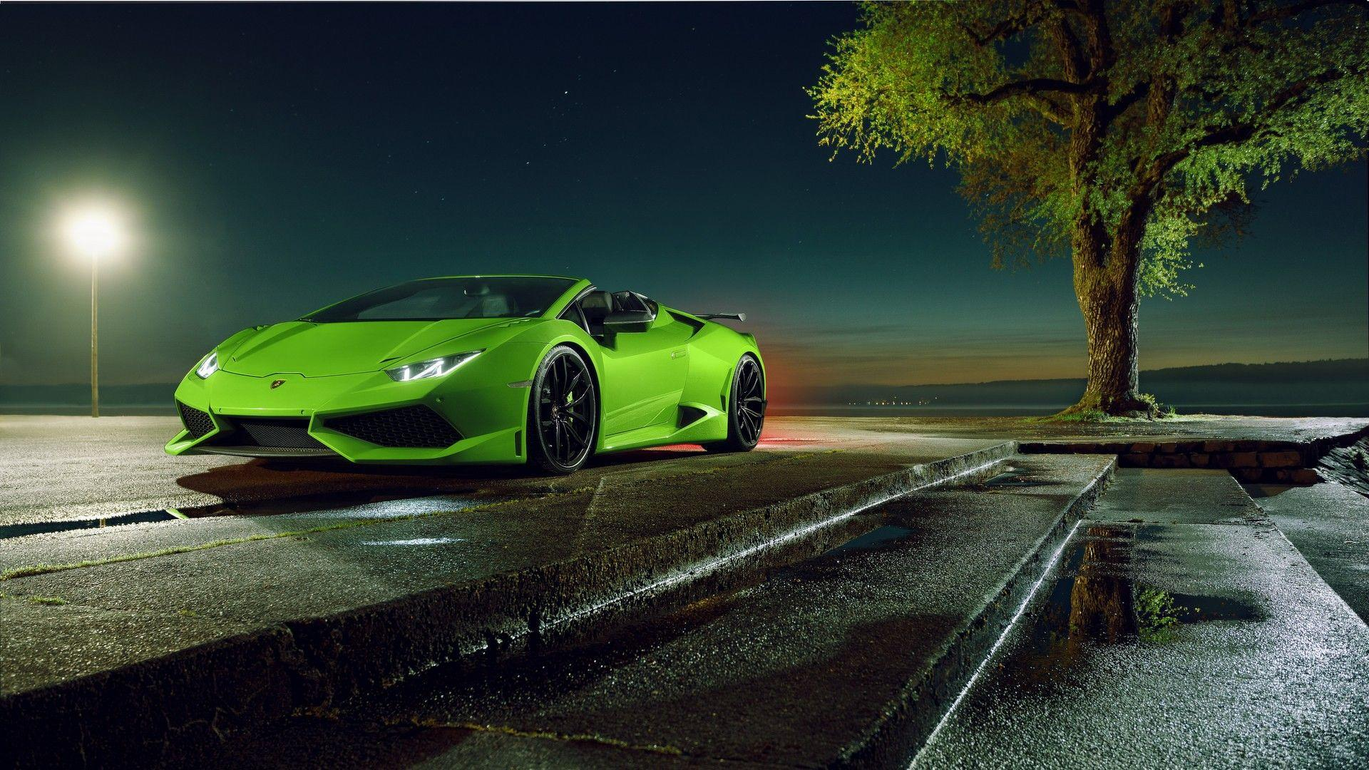 Lamborghini Huracan Spyder by Novitec (7)