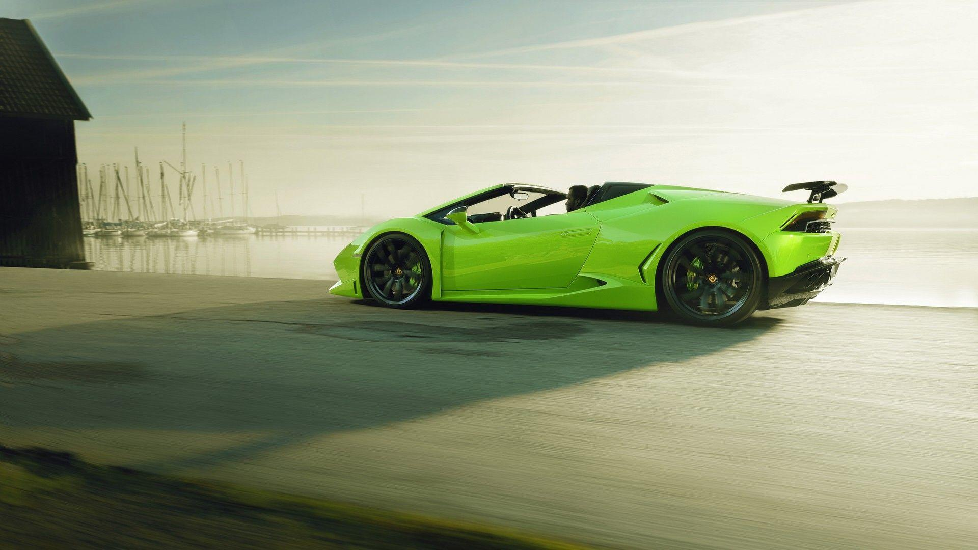 Lamborghini Huracan Spyder by Novitec (9)