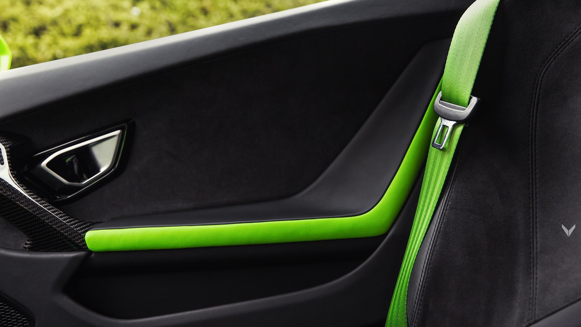 Lamborghini Huracan Verde Mantis Vilner (10)