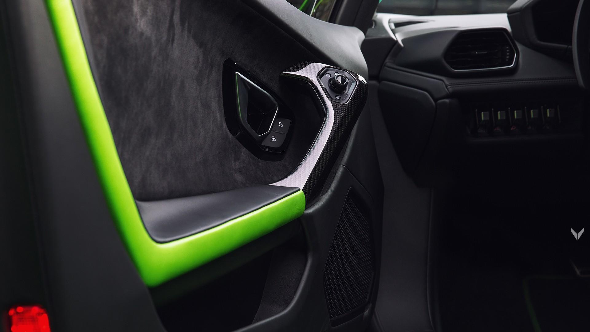 Lamborghini Huracan Verde Mantis Vilner (11)