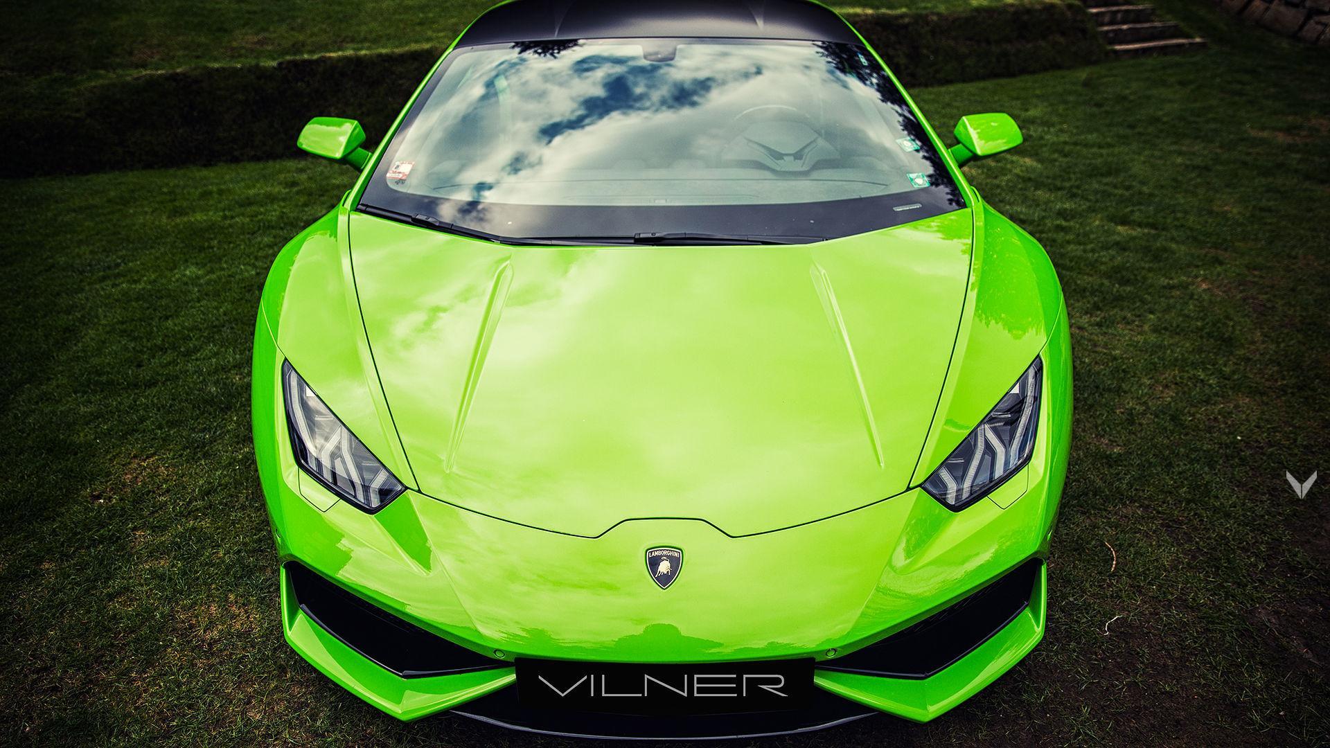 Lamborghini Huracan Verde Mantis Vilner (3)
