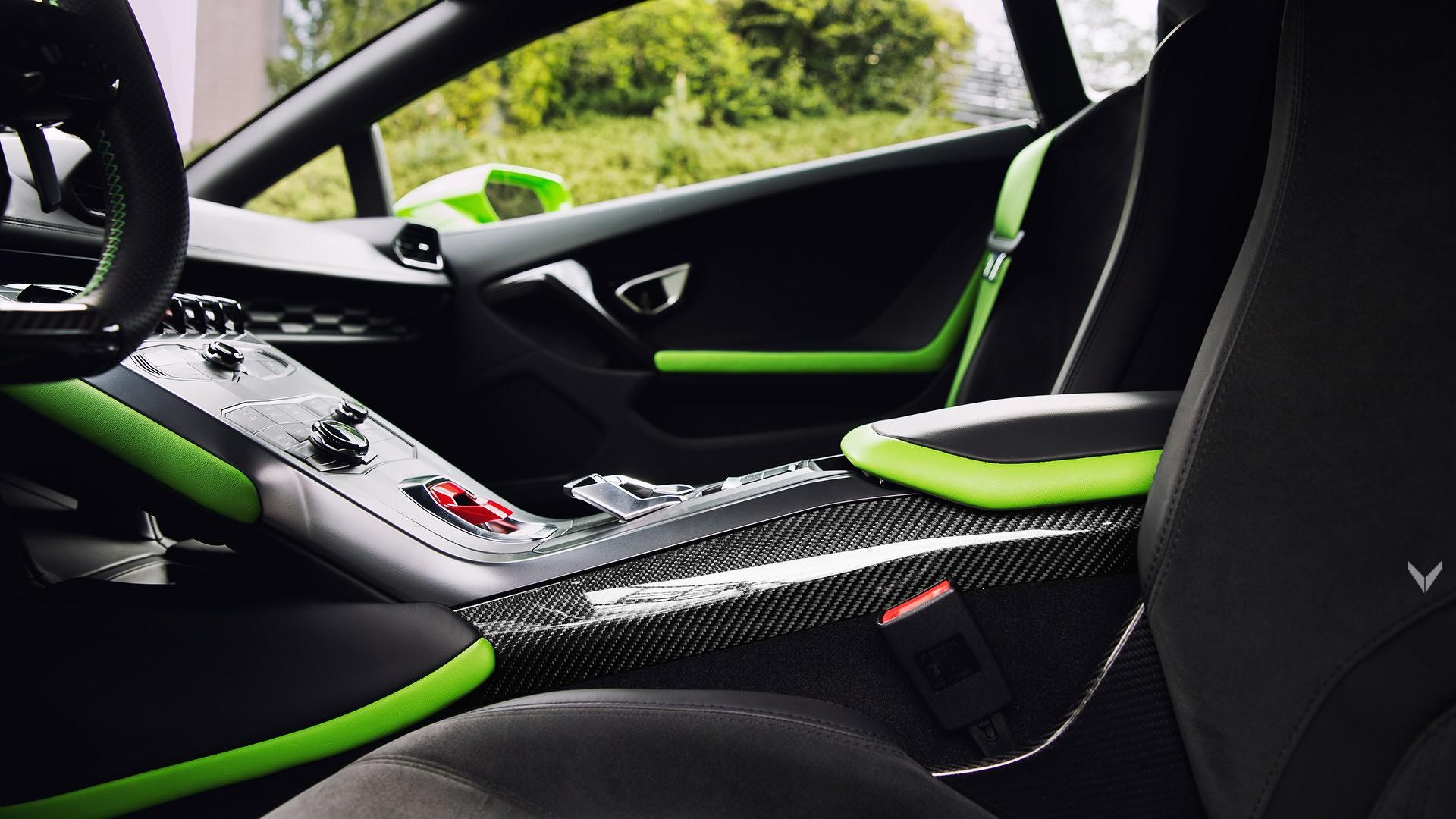 Lamborghini Huracan Verde Mantis Vilner (5)