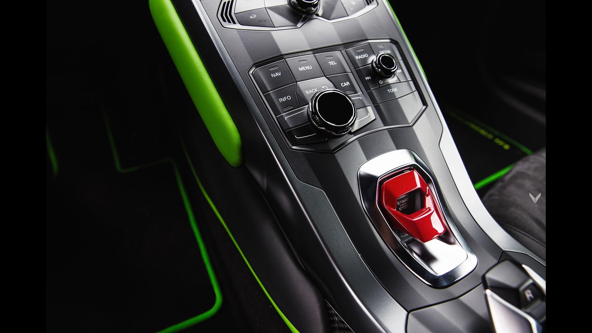 Lamborghini Huracan Verde Mantis Vilner (8)