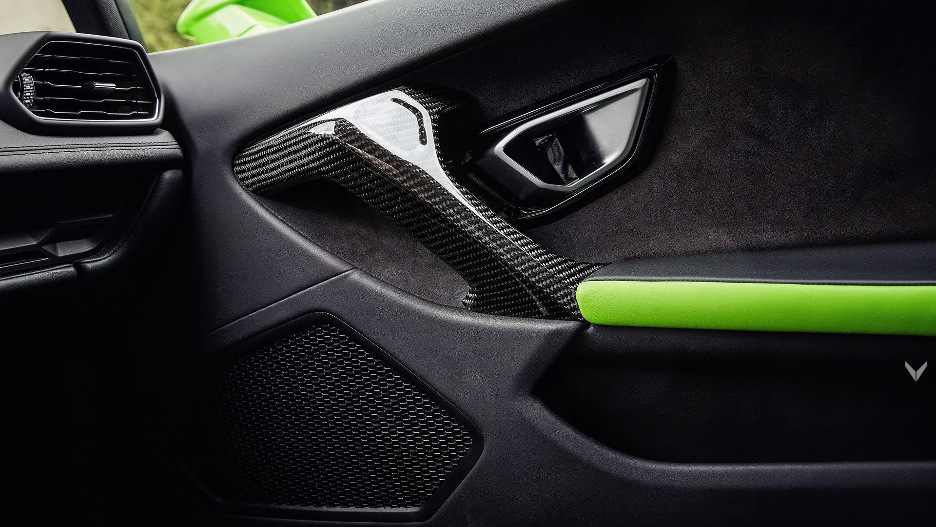 Lamborghini Huracan Verde Mantis Vilner (9)