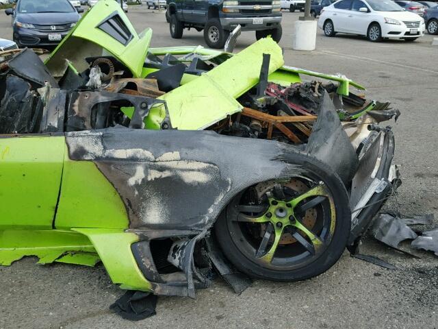 Lamborghini Murcielago crash (2)