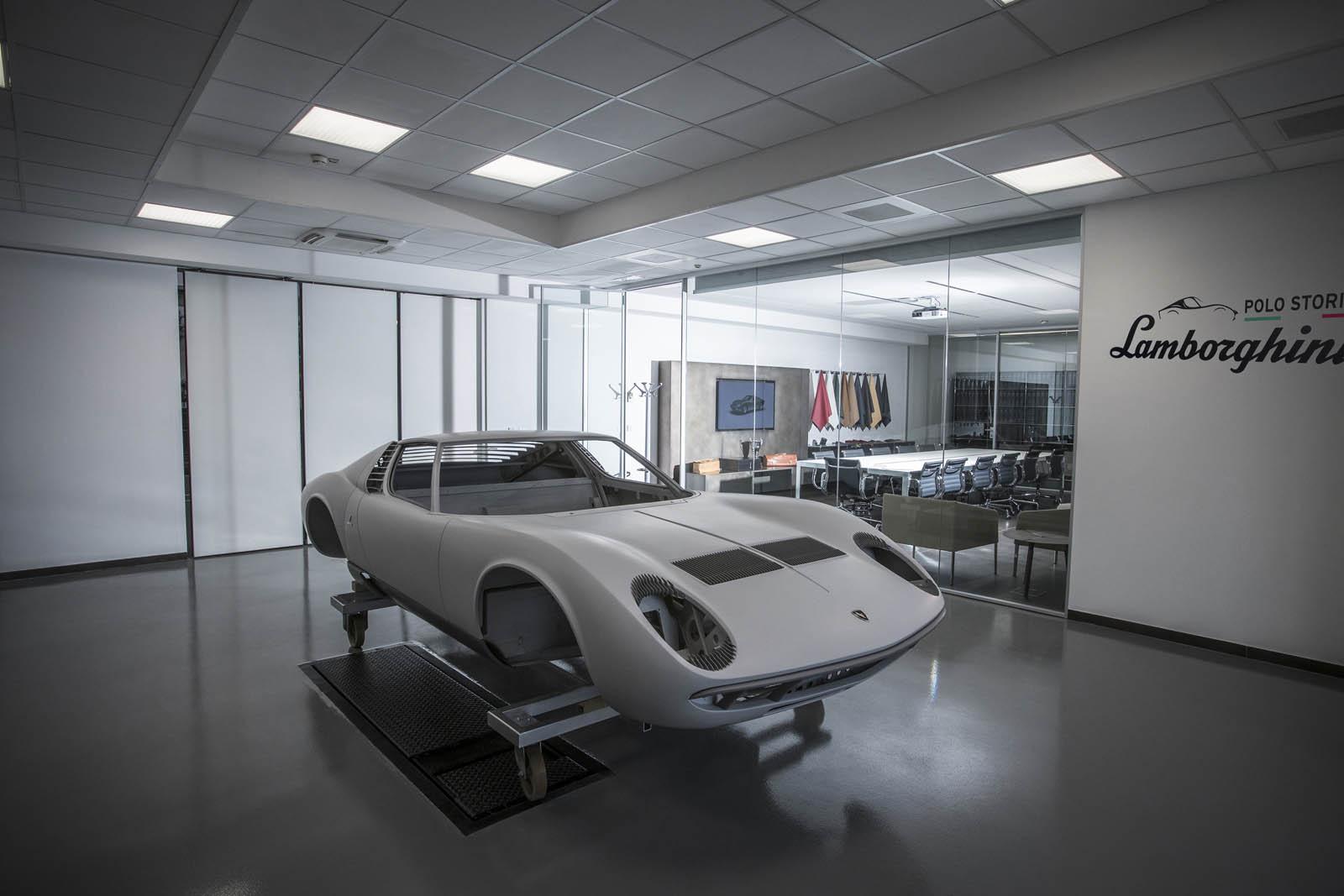 Lamborghini PoloStorico (1)