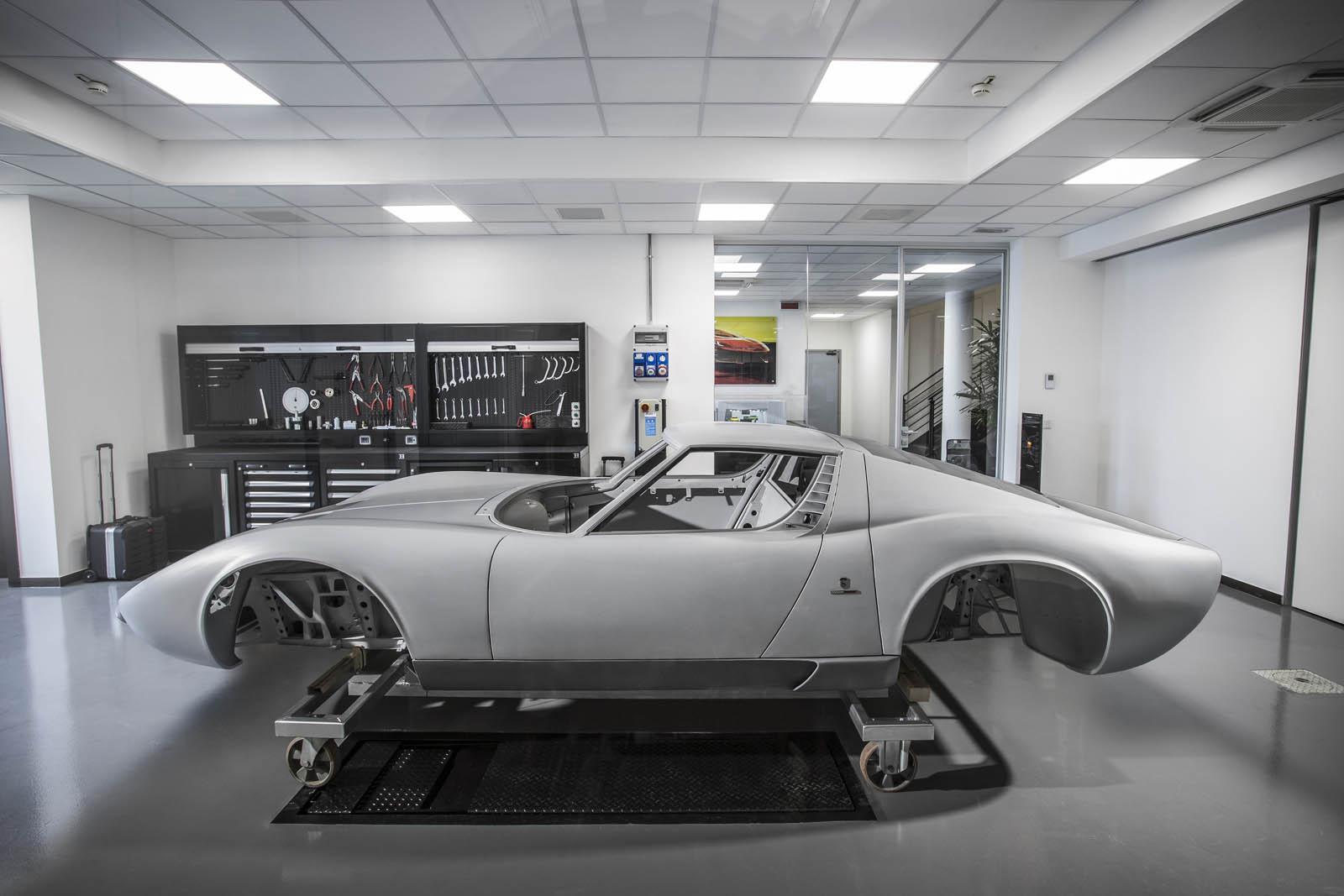 Lamborghini PoloStorico (2)