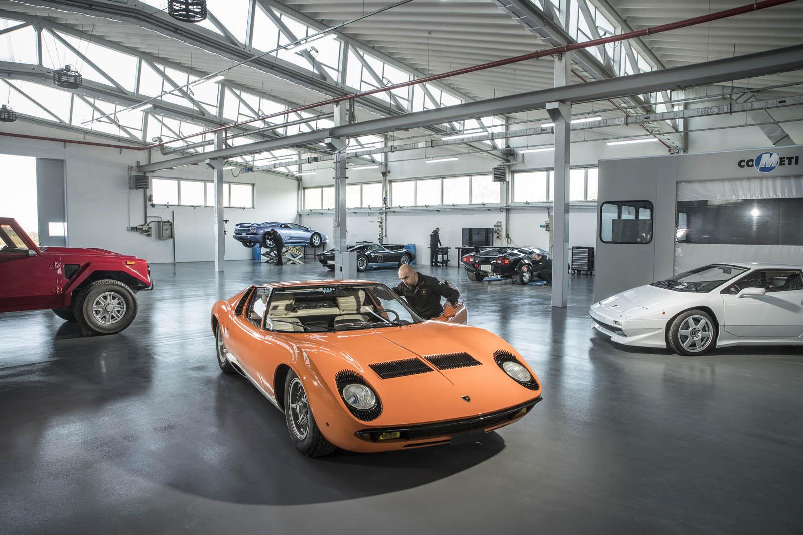 Lamborghini PoloStorico (5)