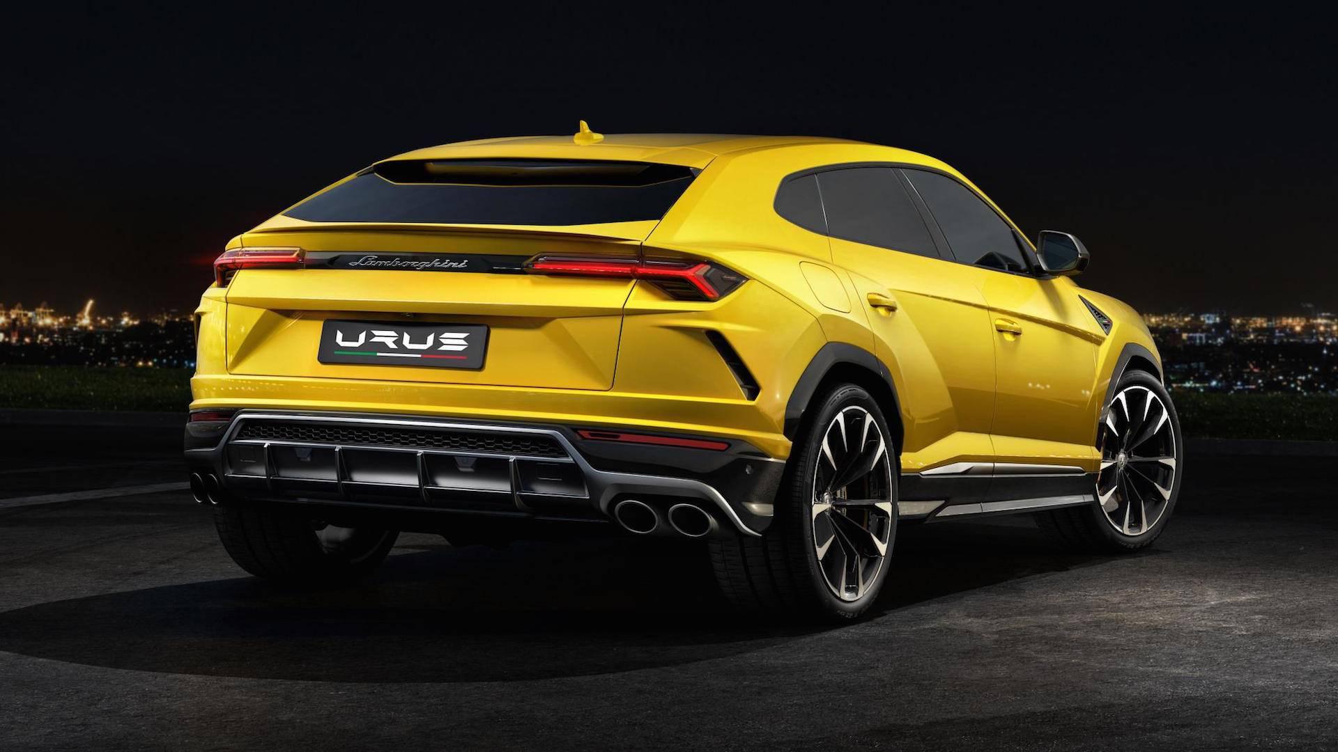 Lamborghini Urus 2018 (10)