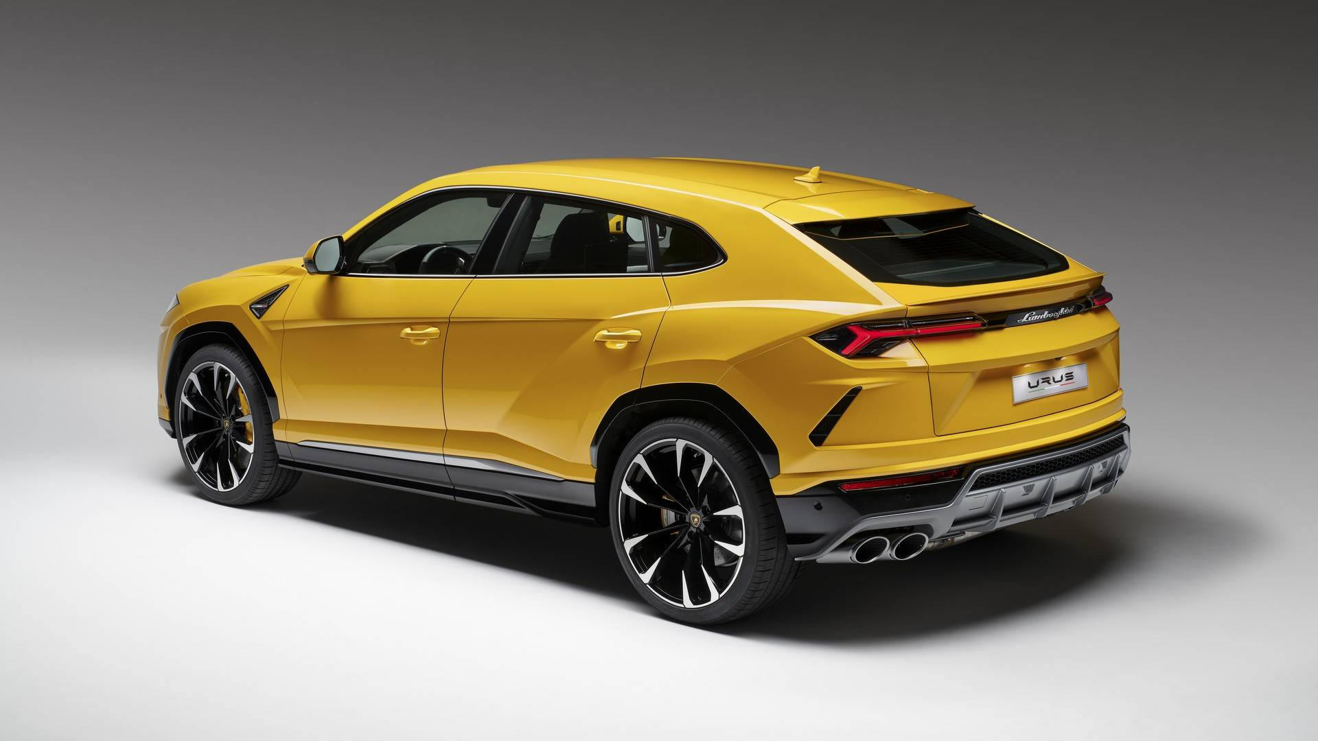 Lamborghini Urus 2018 (12)