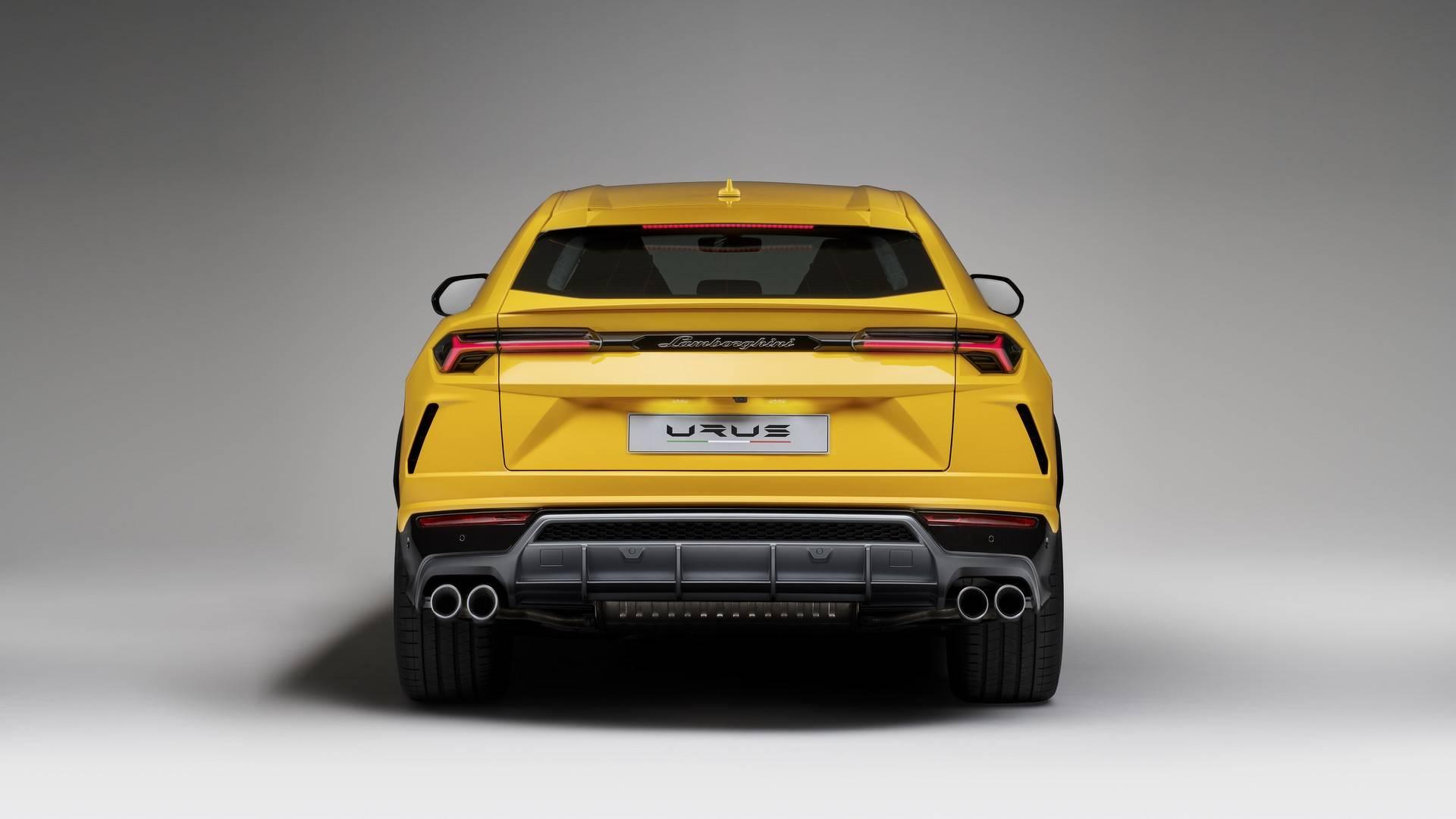 Lamborghini Urus 2018 (13)