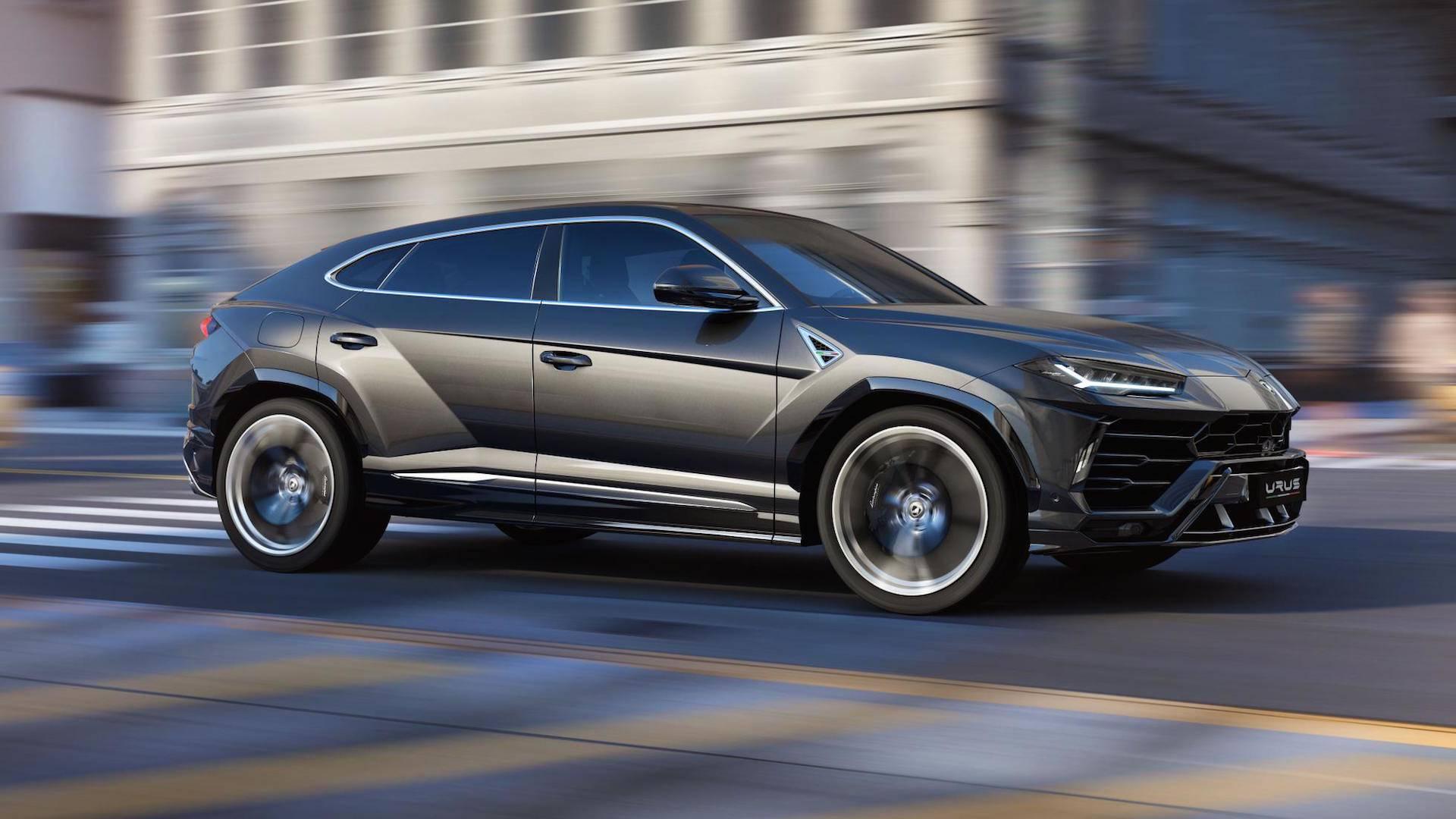Lamborghini Urus 2018 (15)