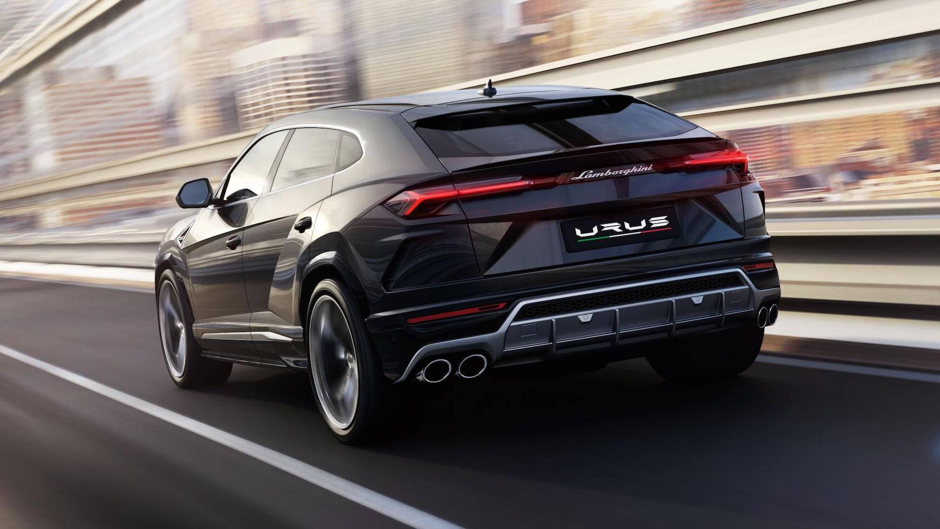 Lamborghini Urus 2018 (16)