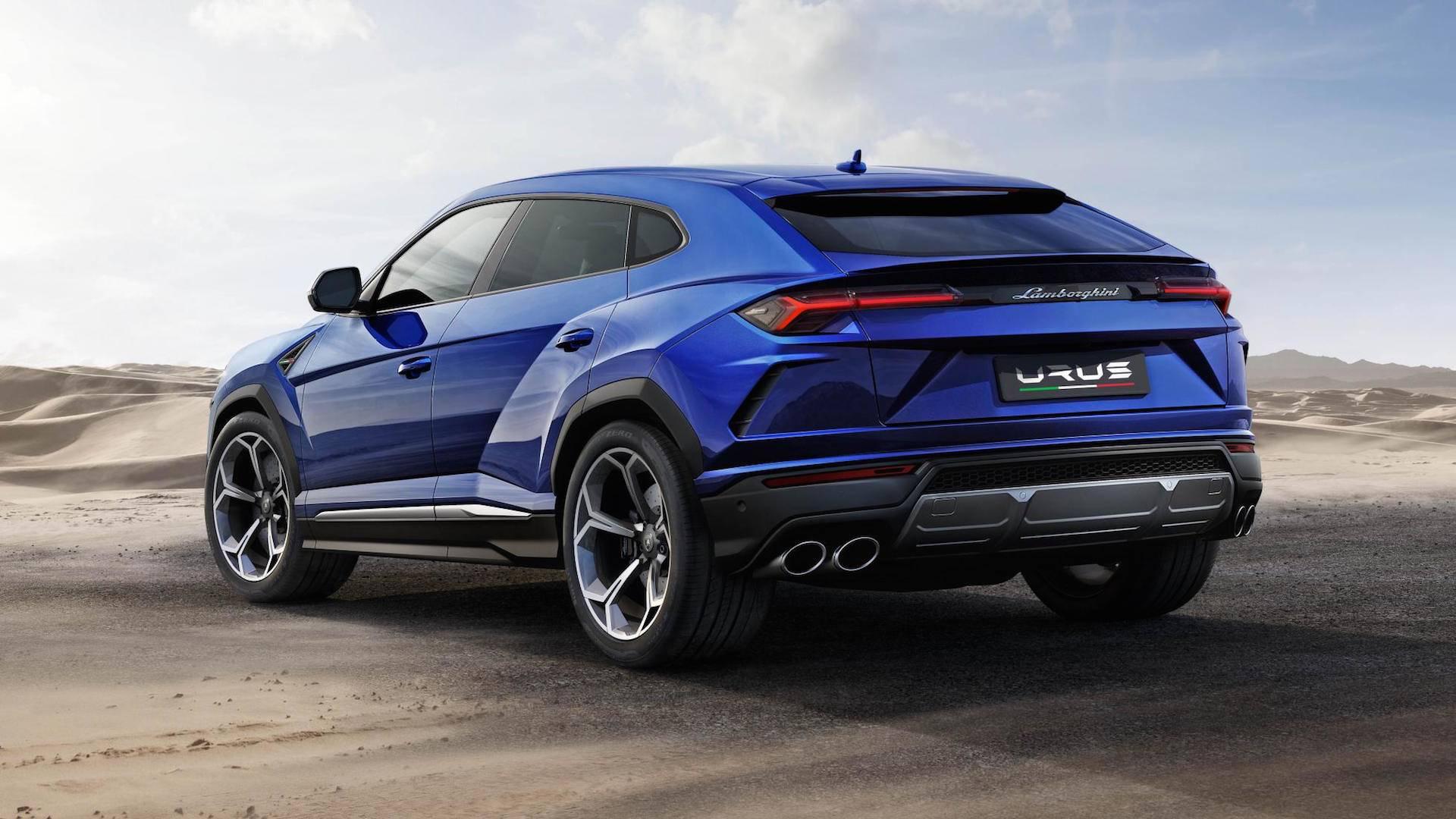Lamborghini Urus 2018 (18)
