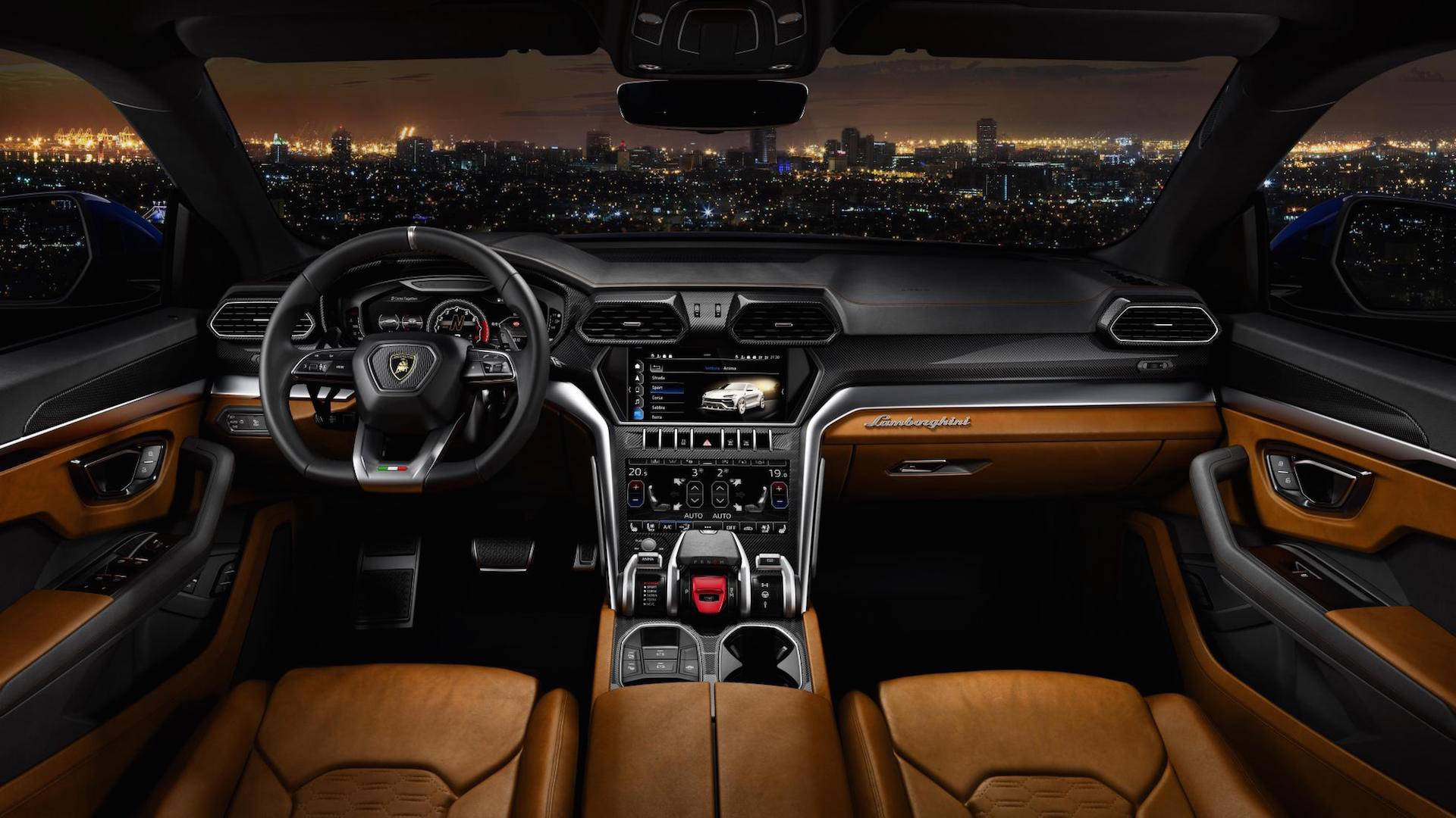 Lamborghini Urus 2018 (19)