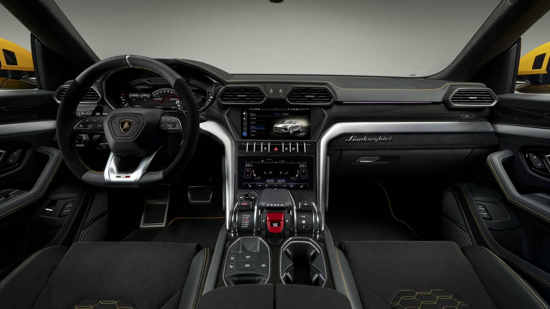 Lamborghini Urus 2018 (20)