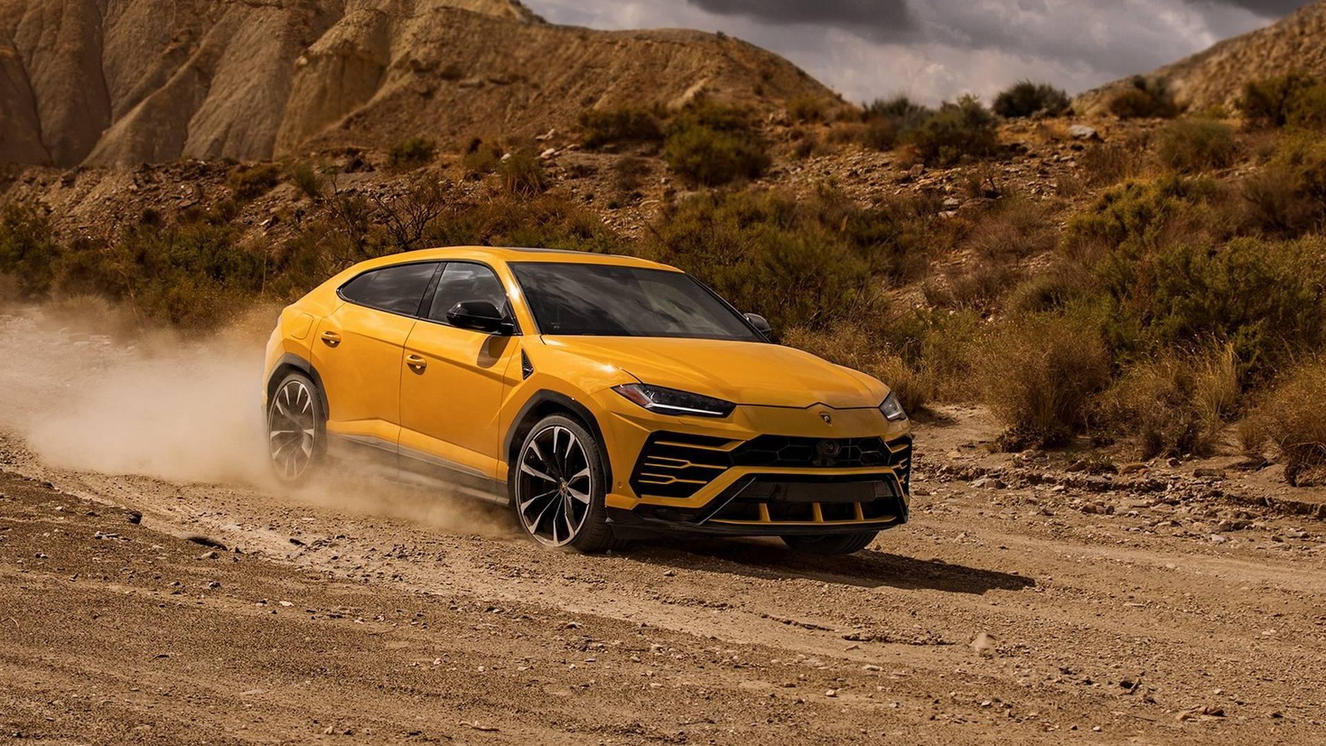 Lamborghini Urus 2018 (5)