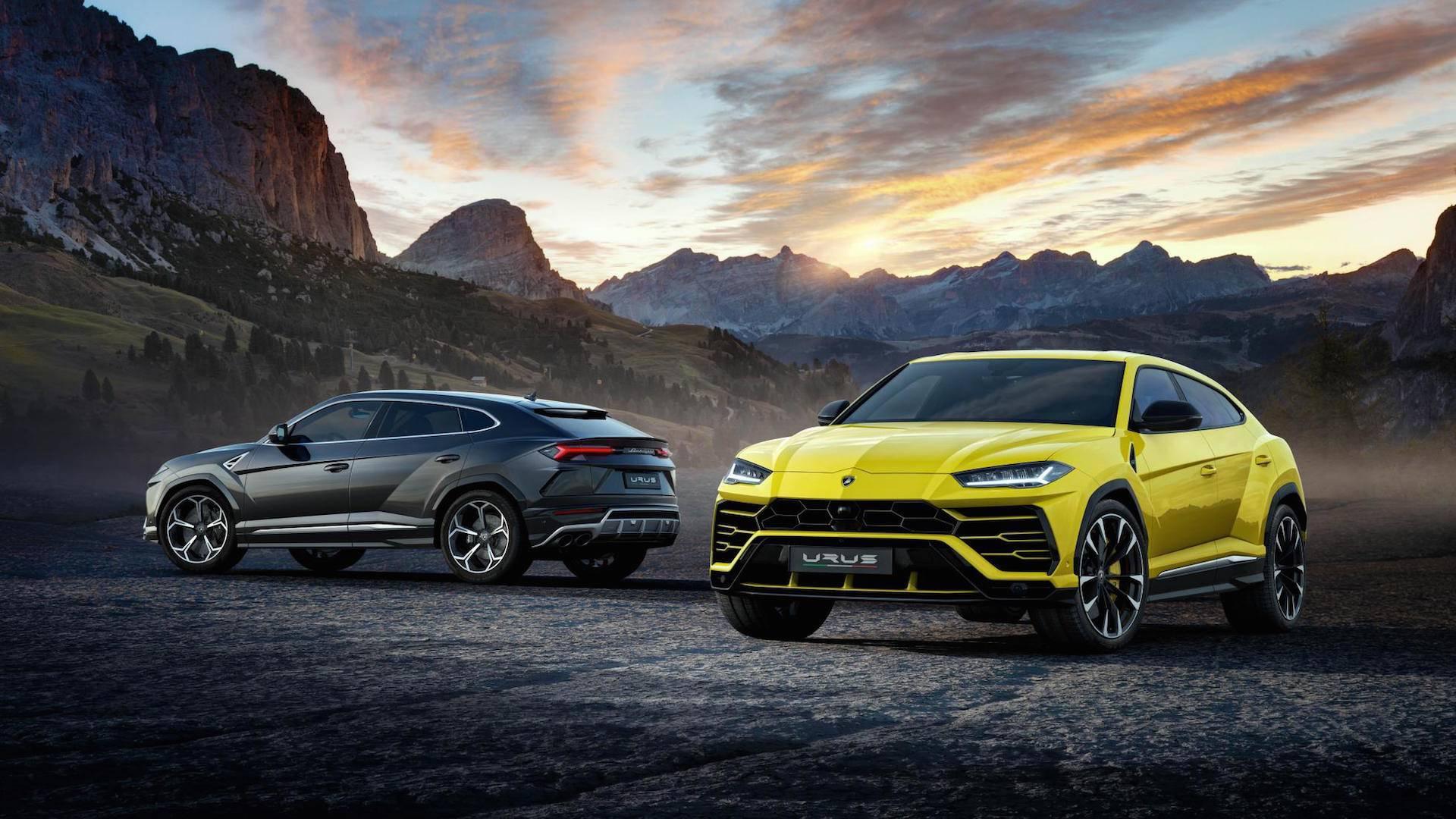 Lamborghini Urus 2018 (6)